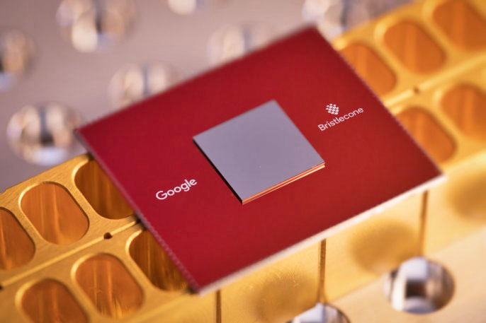 Google backs its Bristlecone chip to crack quantum computing