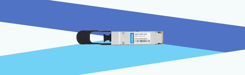 40G QSFP+ Transceiver Installation