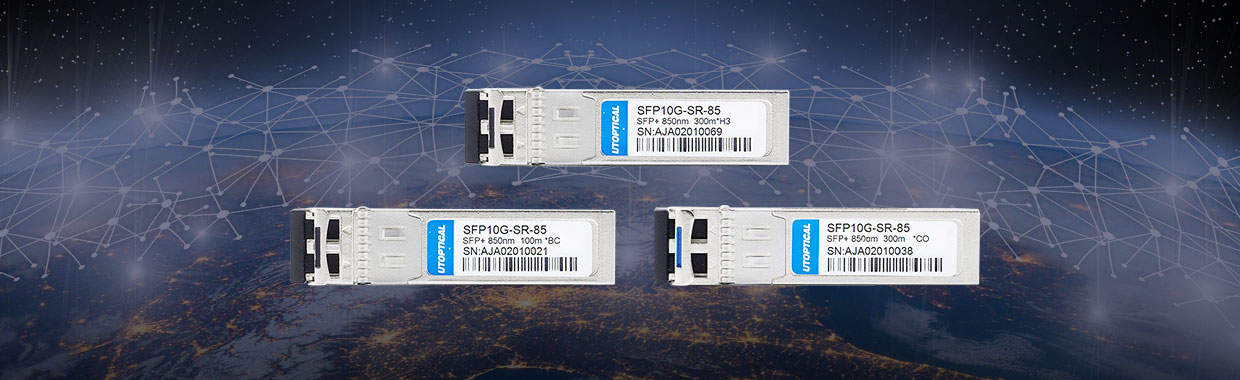Knowledge of 10G SFP+ SR Optical Transceiver Module