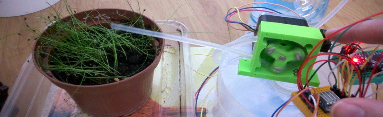 DIY an Electronic Automatic Watering Device