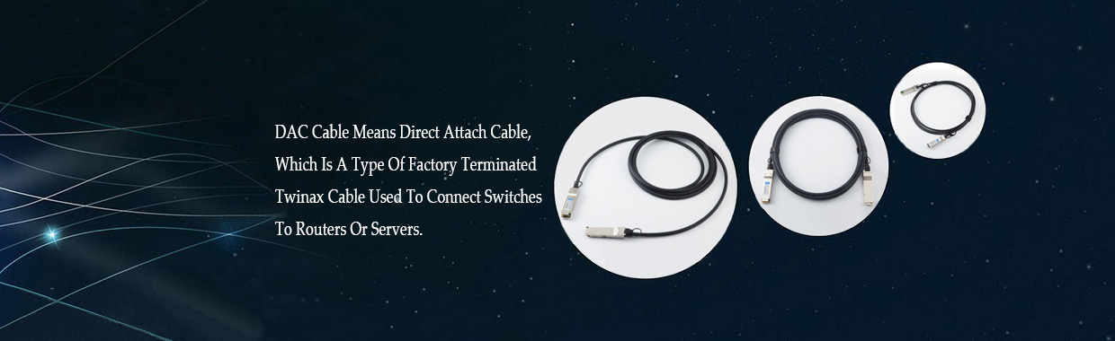 Direct Attach Cables In Various Form Factors