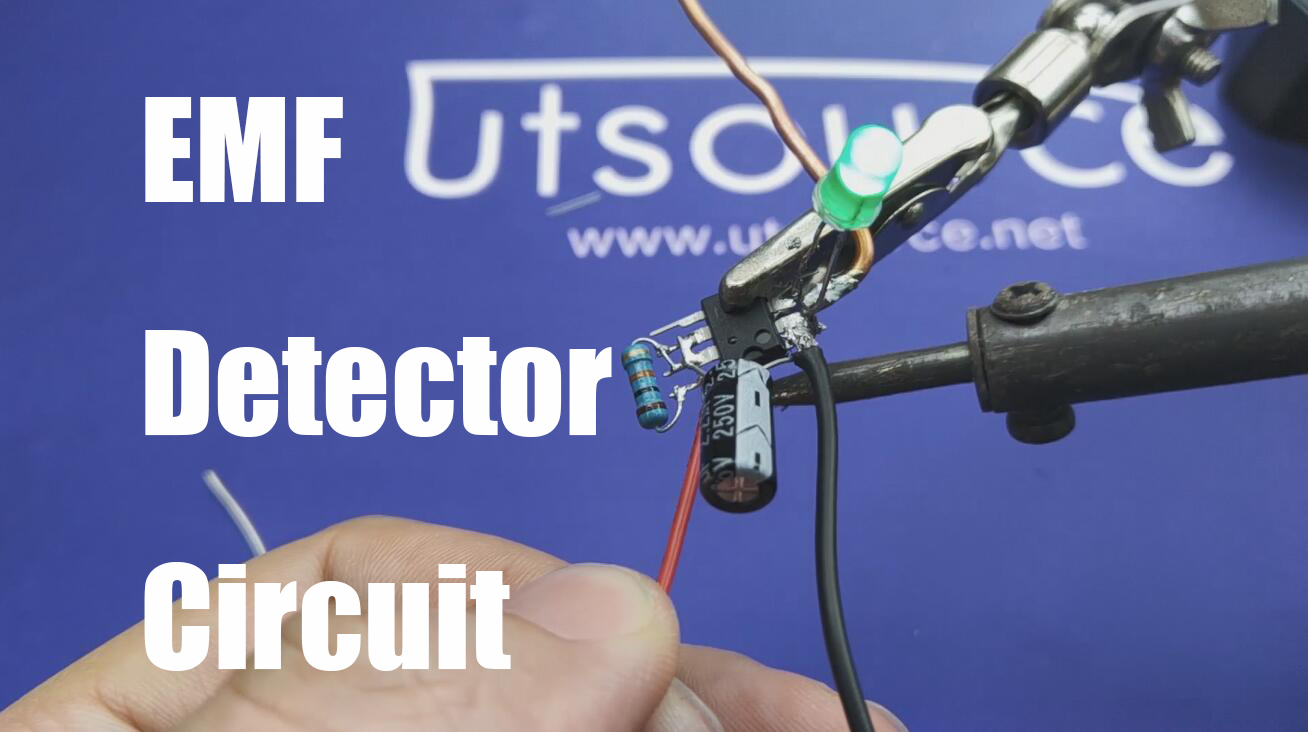How to Make a EMF Detector? EMF Detector Circuit