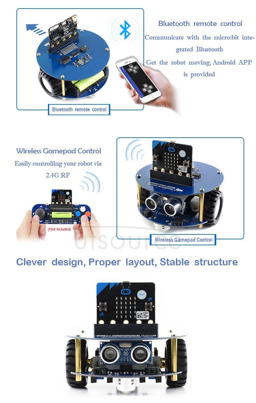 AlphaBot2-for-micro-bit illustration