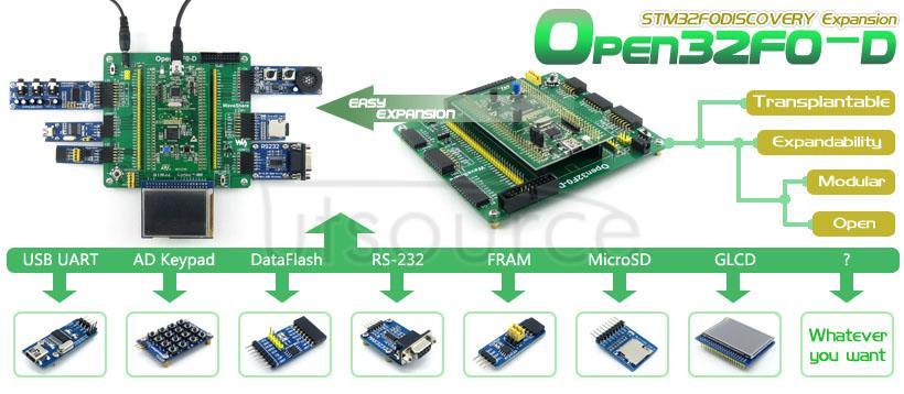 STM32F051R8T6 development board