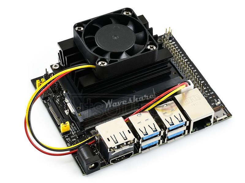 Jetson Nano cooling fan Fan-4010-5V