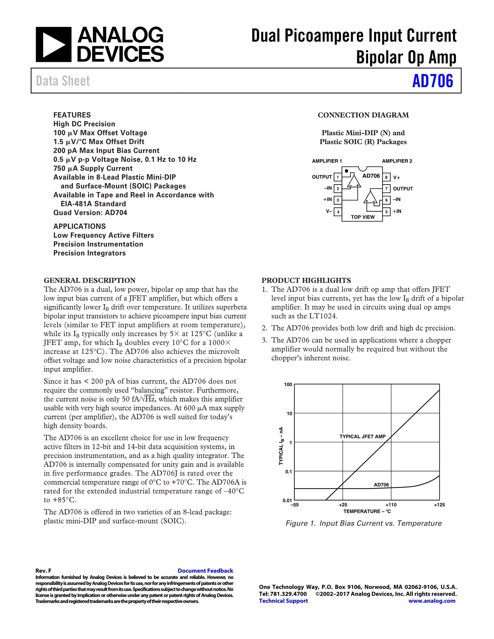 AD706's pdf picture 1