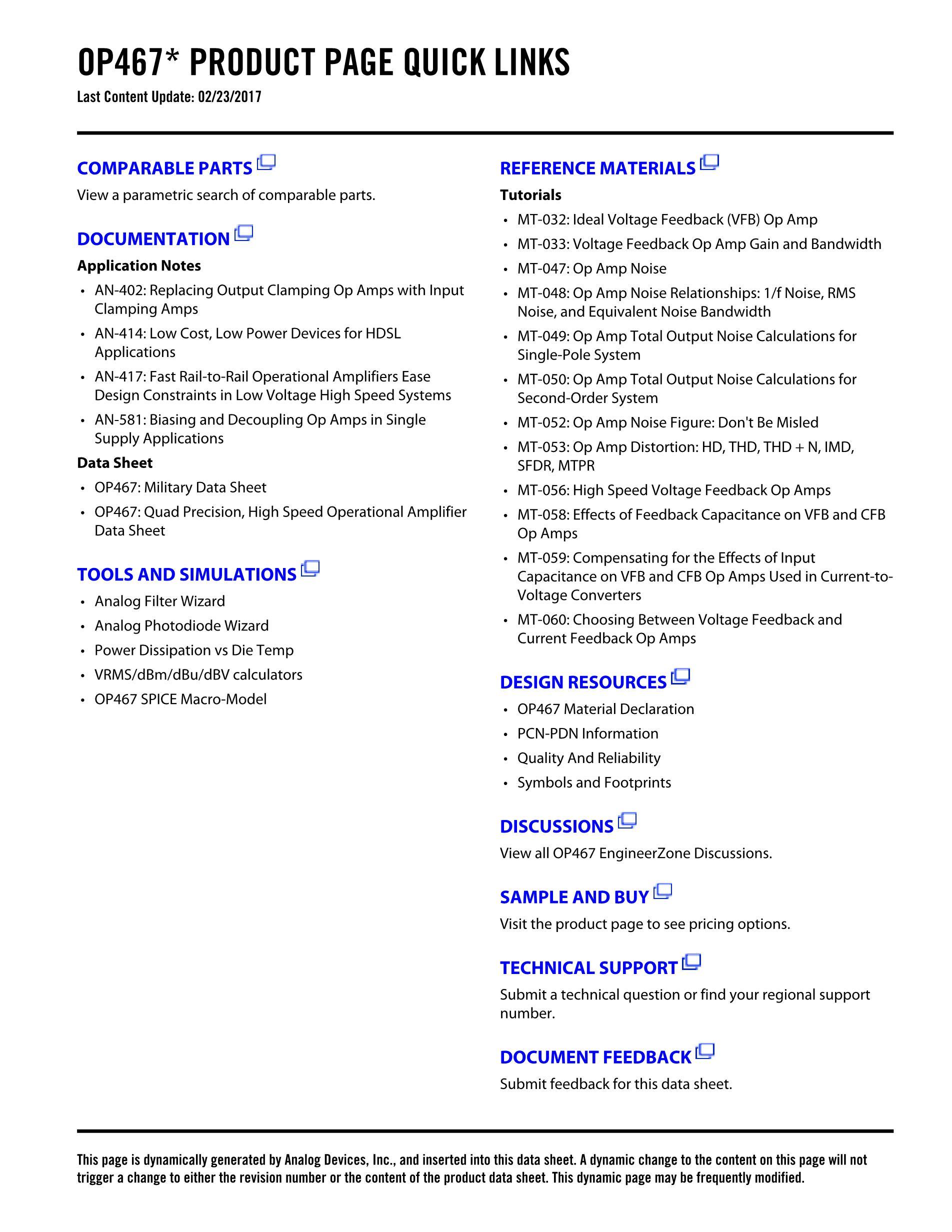 OP462GSZ's pdf picture 2