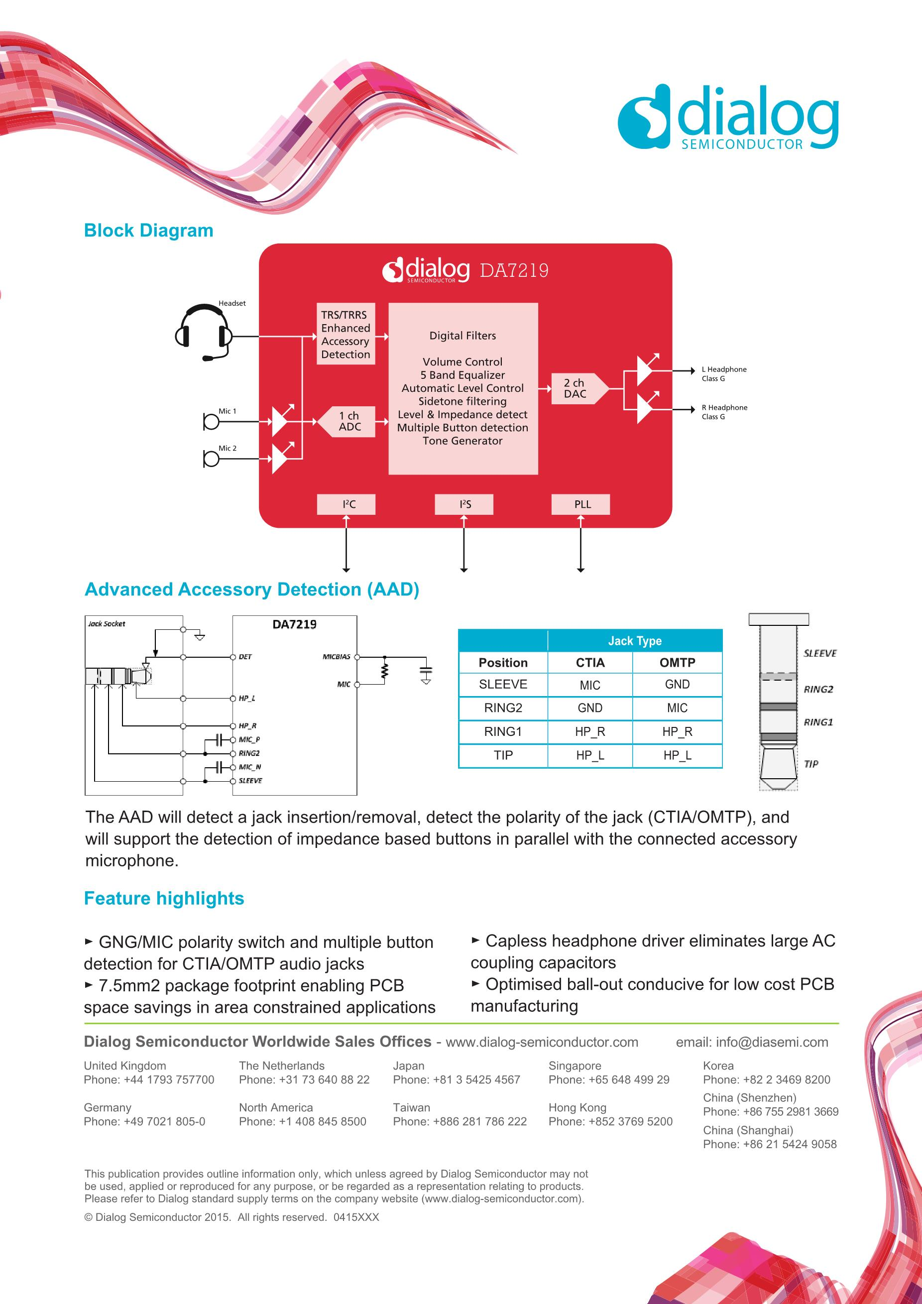 DA7211-01UA2's pdf picture 2