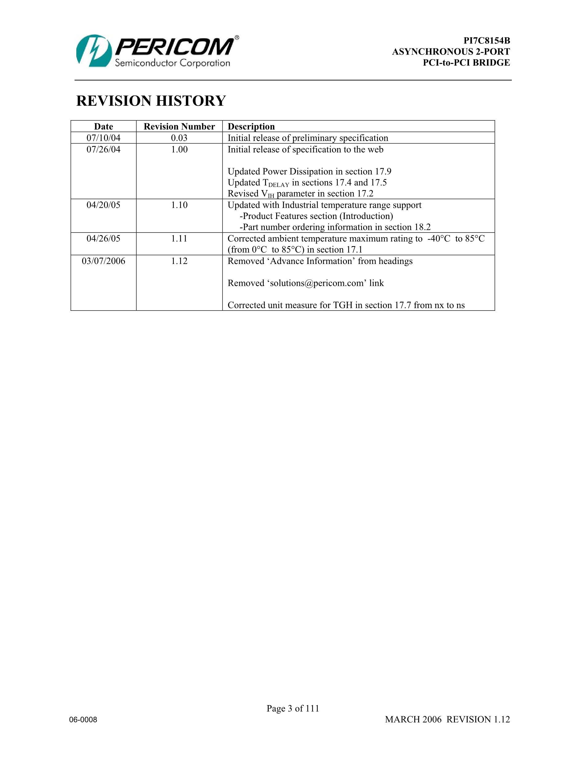 PI7C8150DNDE's pdf picture 3