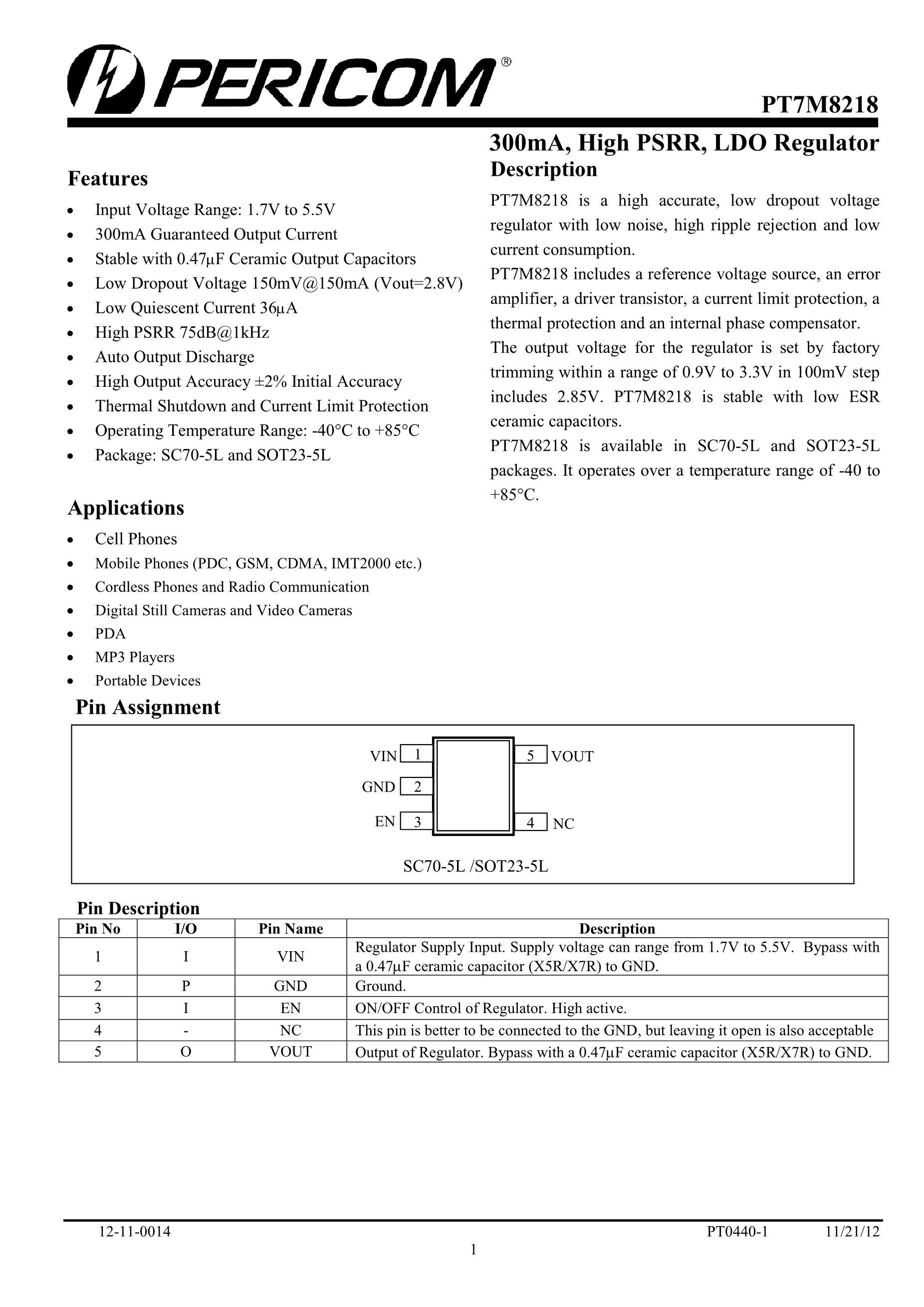 PT7M7809TTEX's pdf picture 1