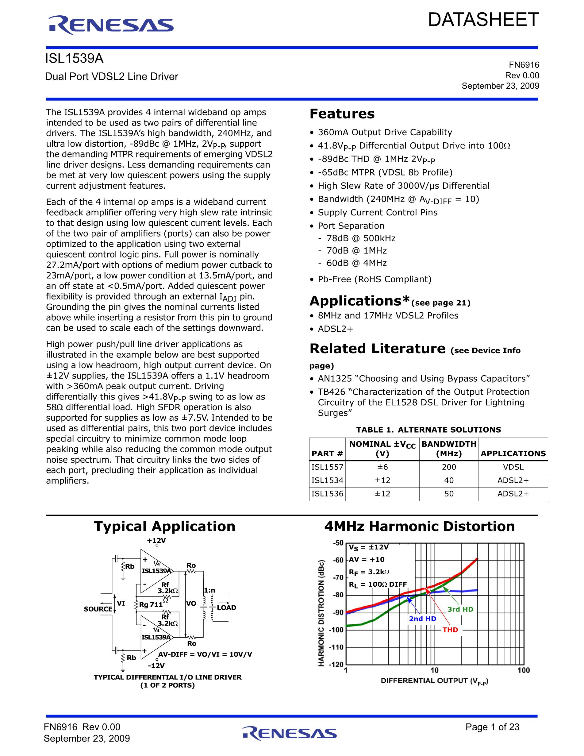 ISL1557IRZ's pdf picture 1