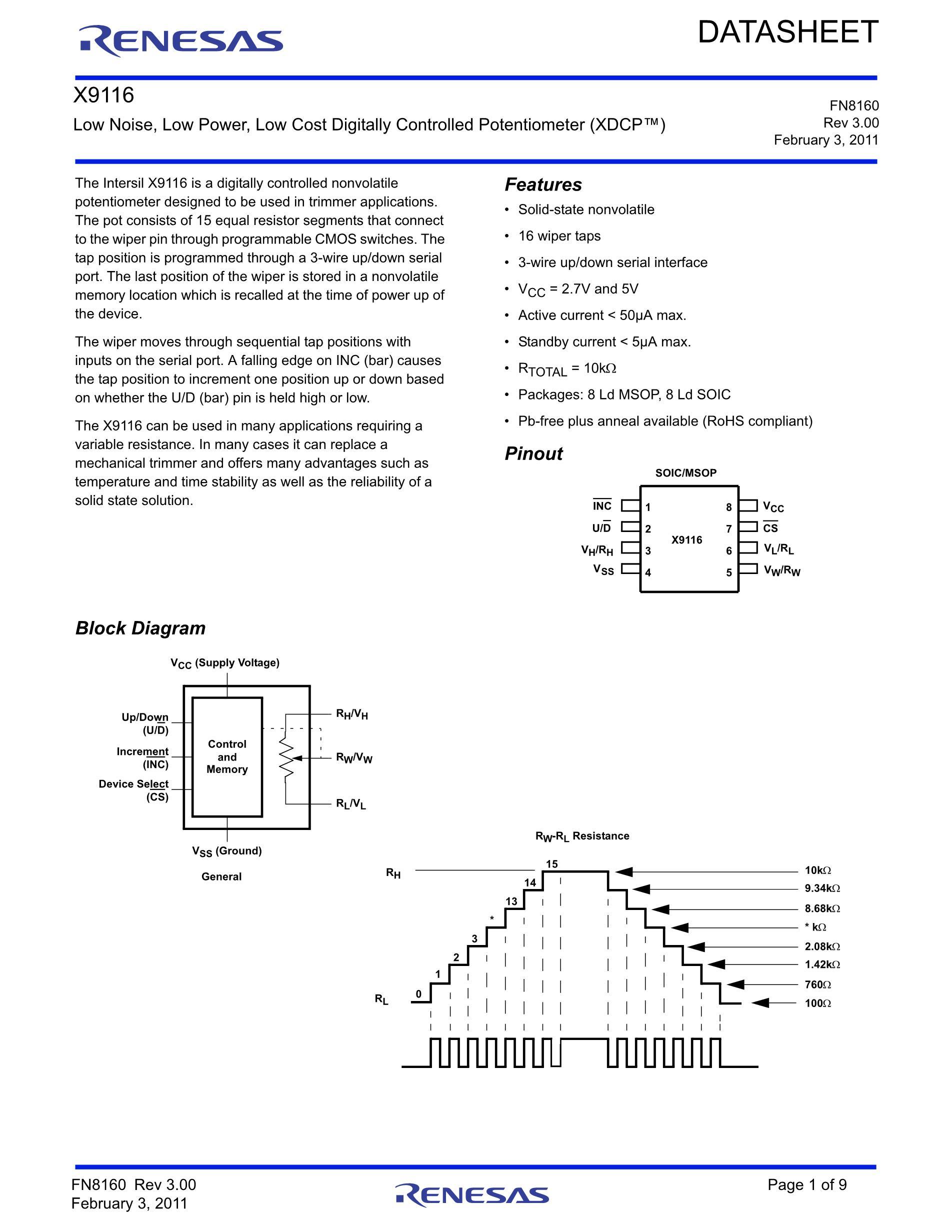 X9118TV14I-2.7's pdf picture 1