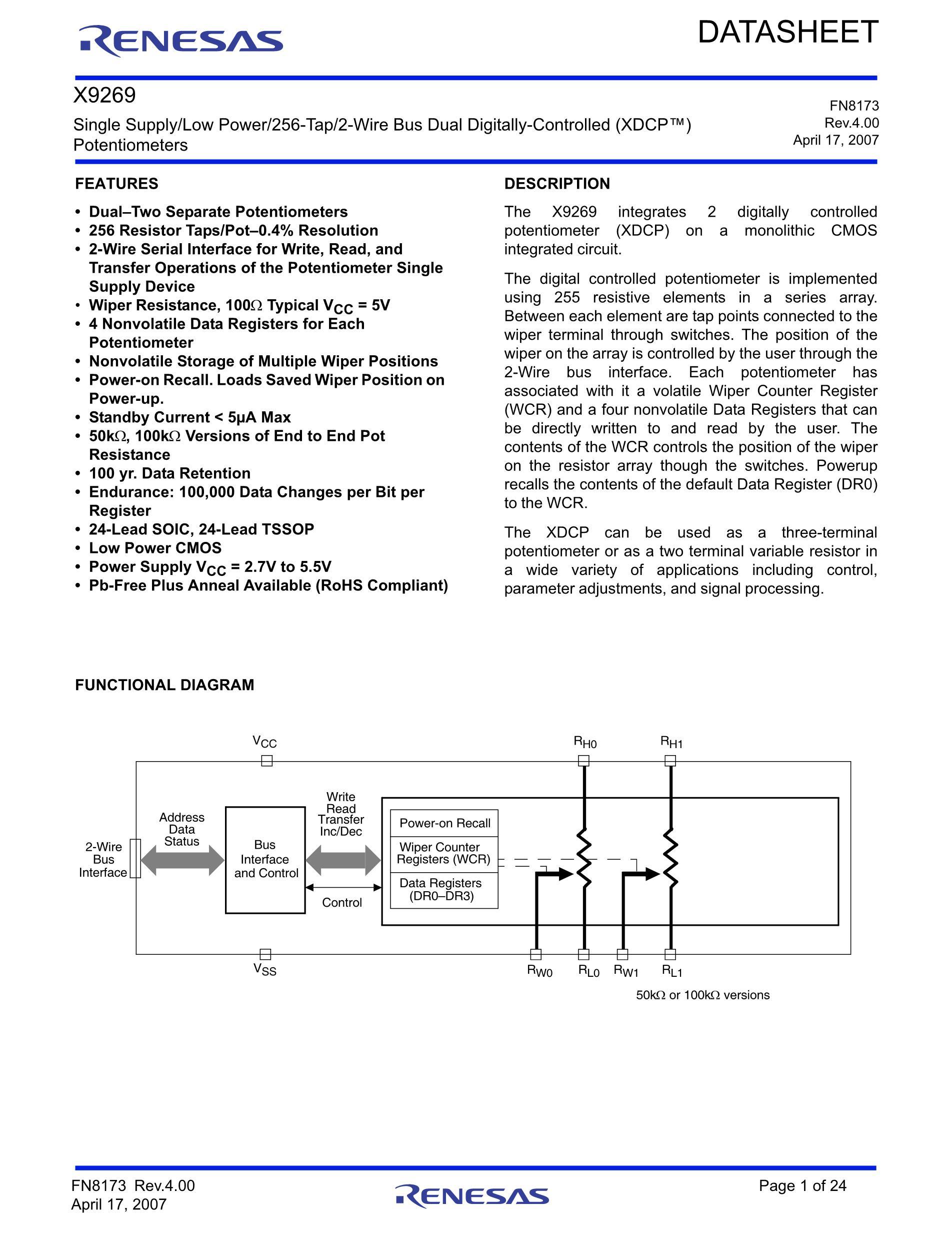X9269TS24Z-2.7's pdf picture 1