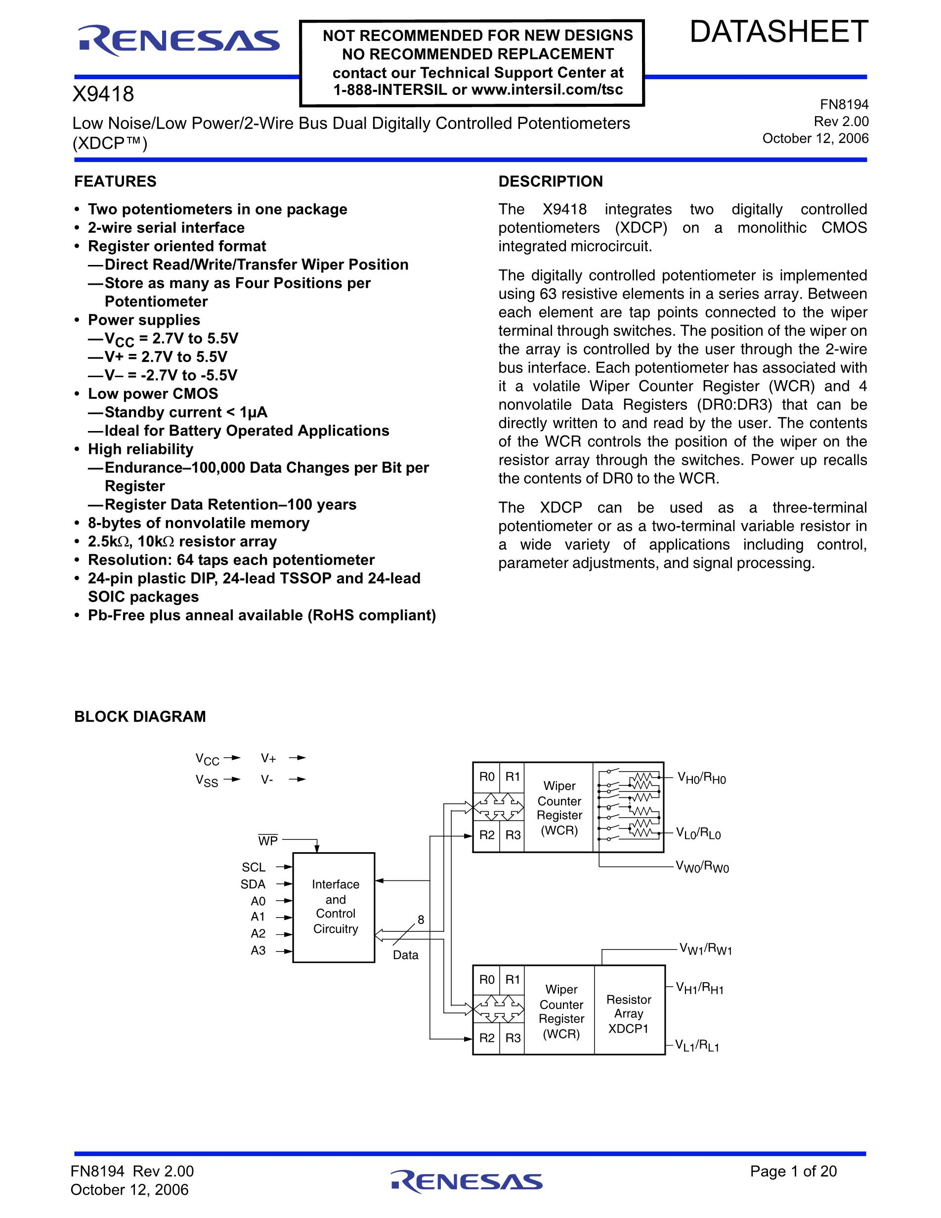 X9418YV24IZ-2.7T1's pdf picture 1