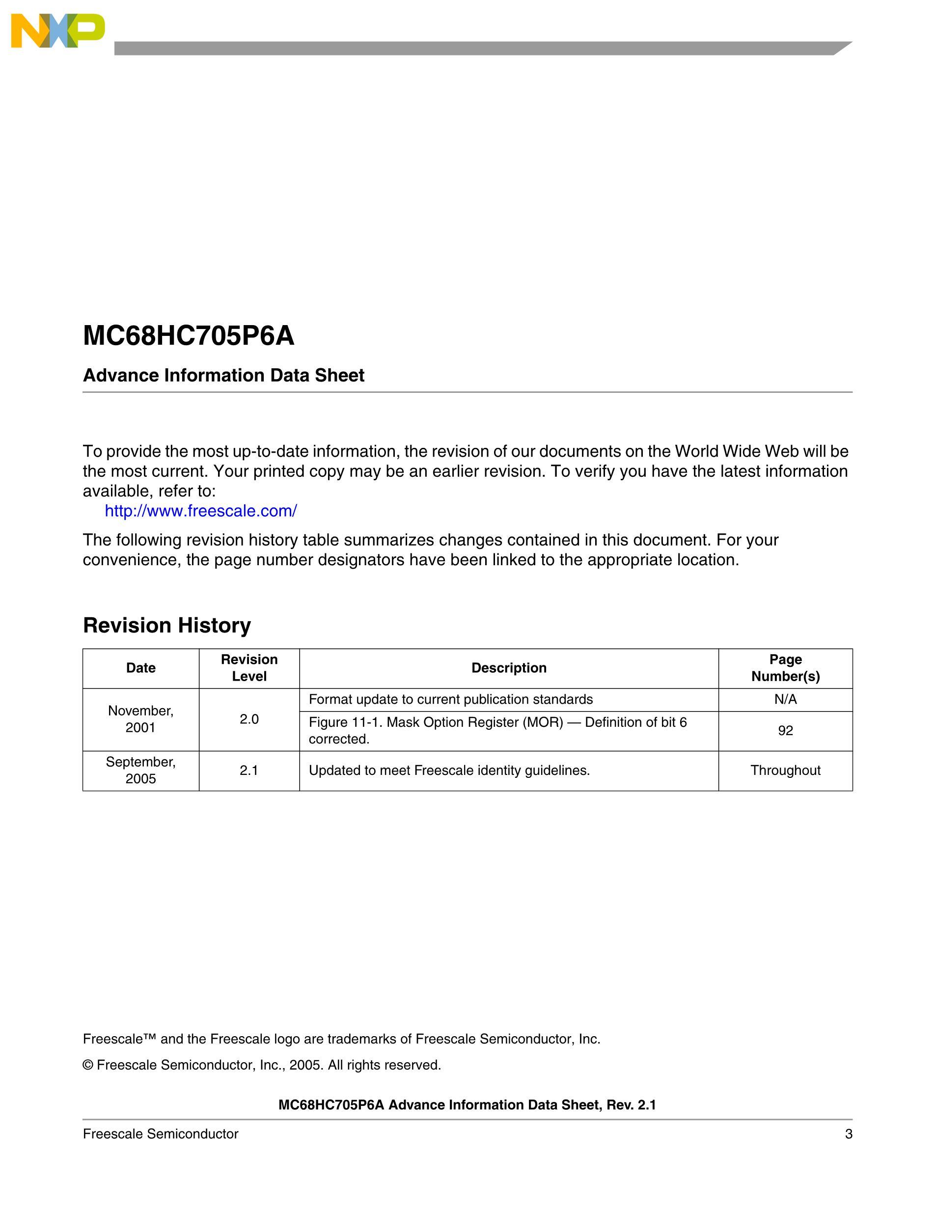 MC705C8ACPE's pdf picture 3
