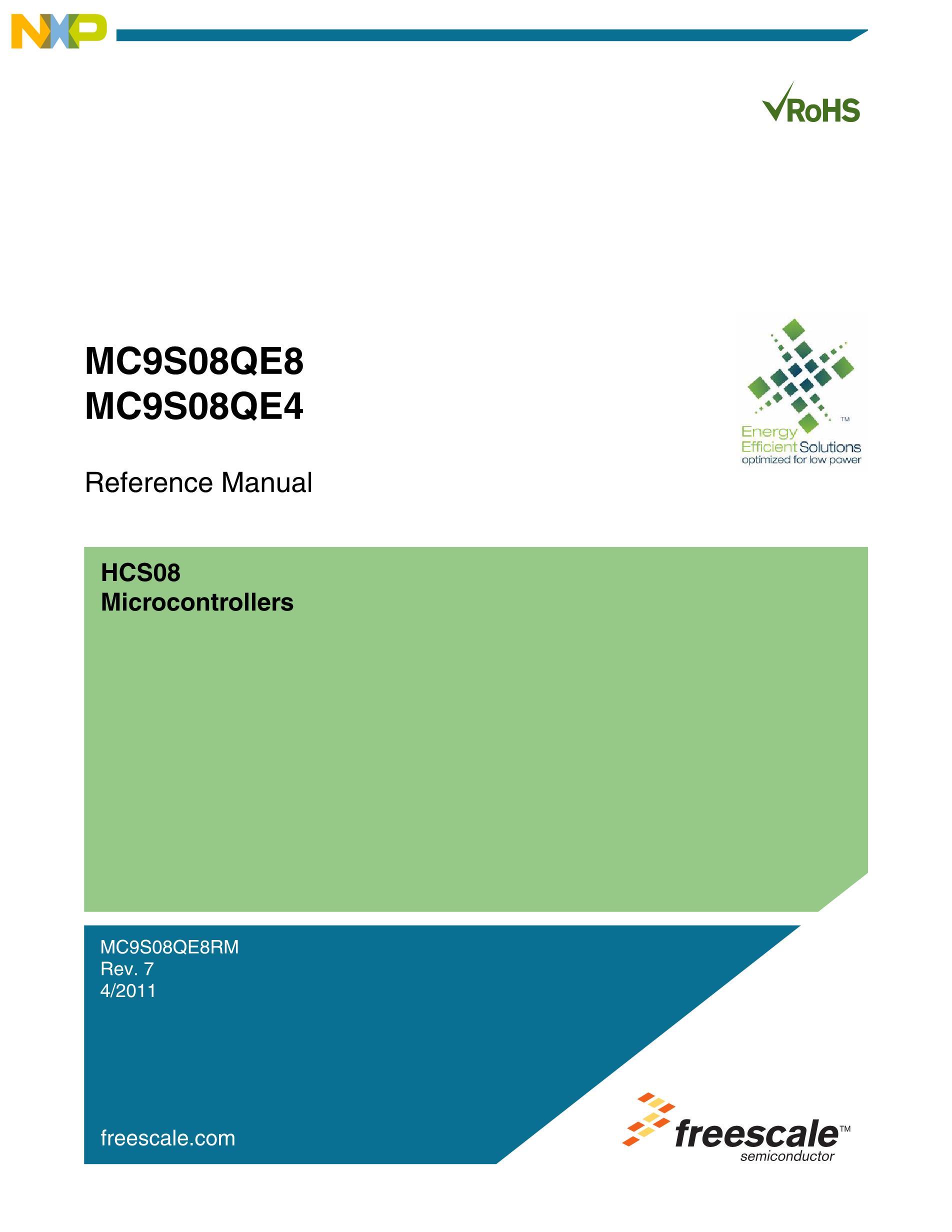 MC9S08JR12FAE's pdf picture 1