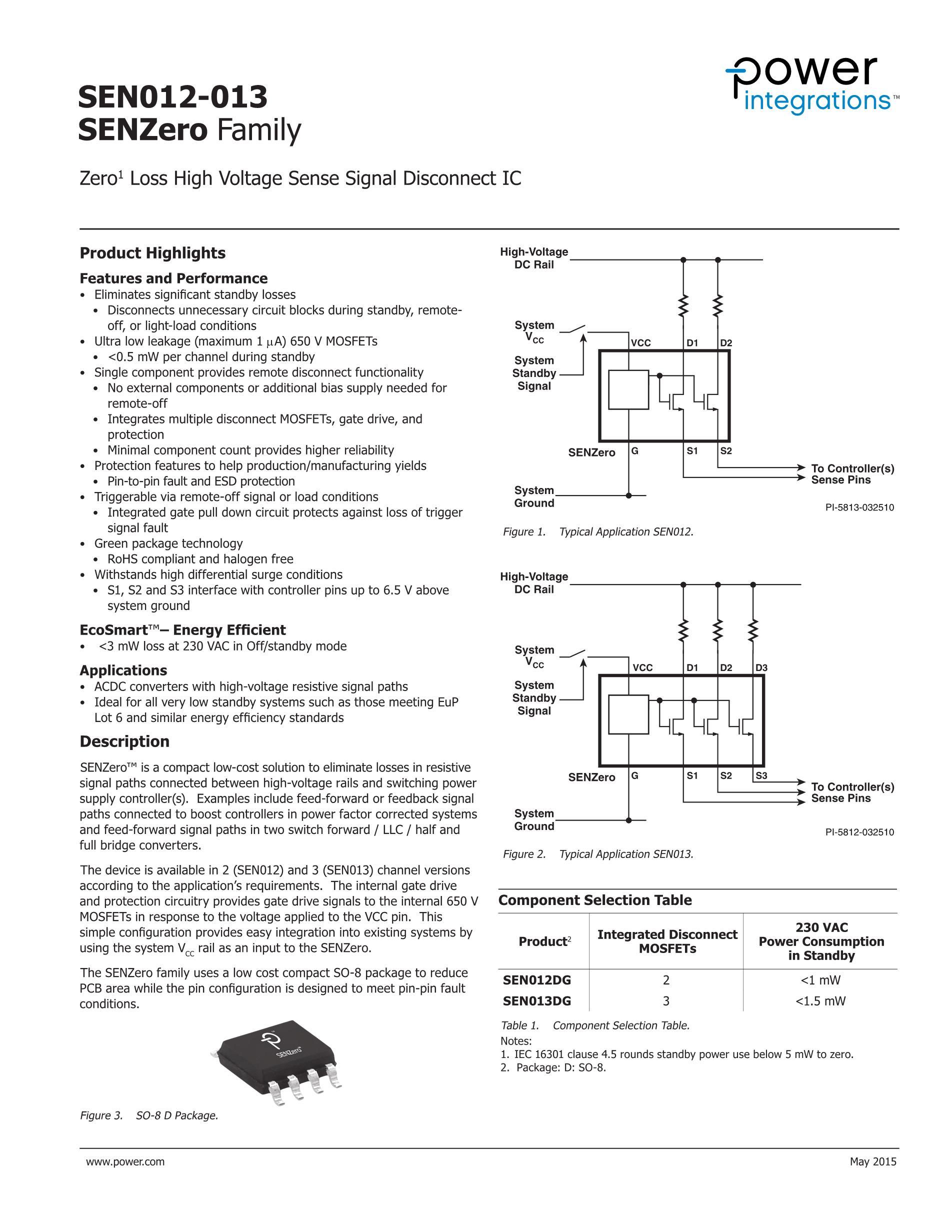 SEN012DG-TL's pdf picture 1