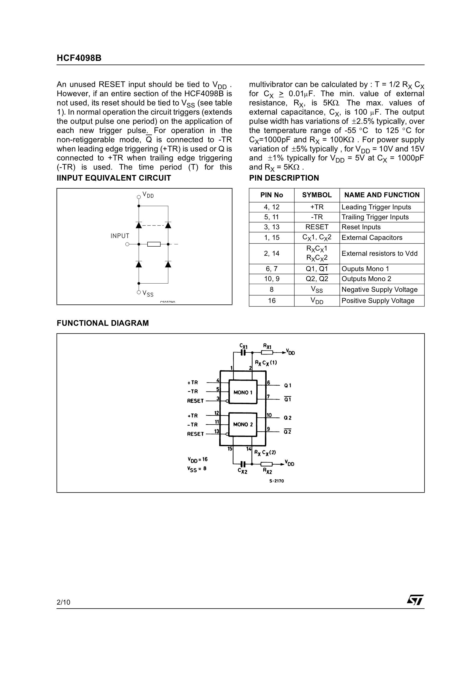 HCF4098M013TR's pdf picture 2