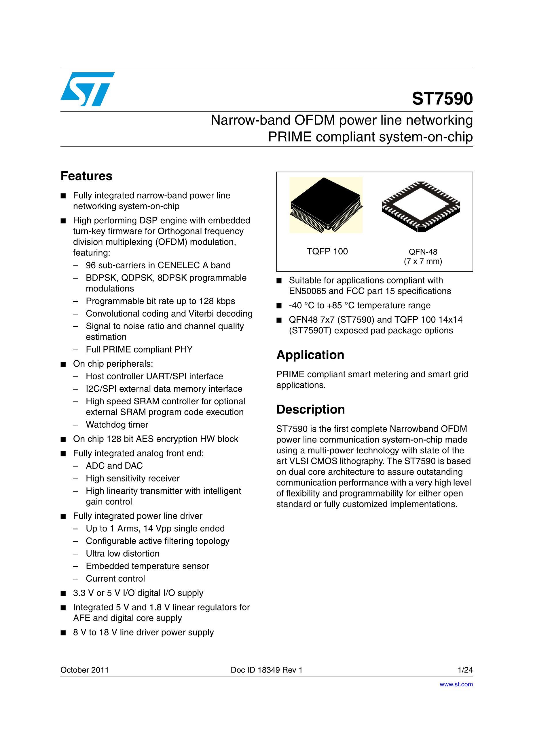 ST7570's pdf picture 1
