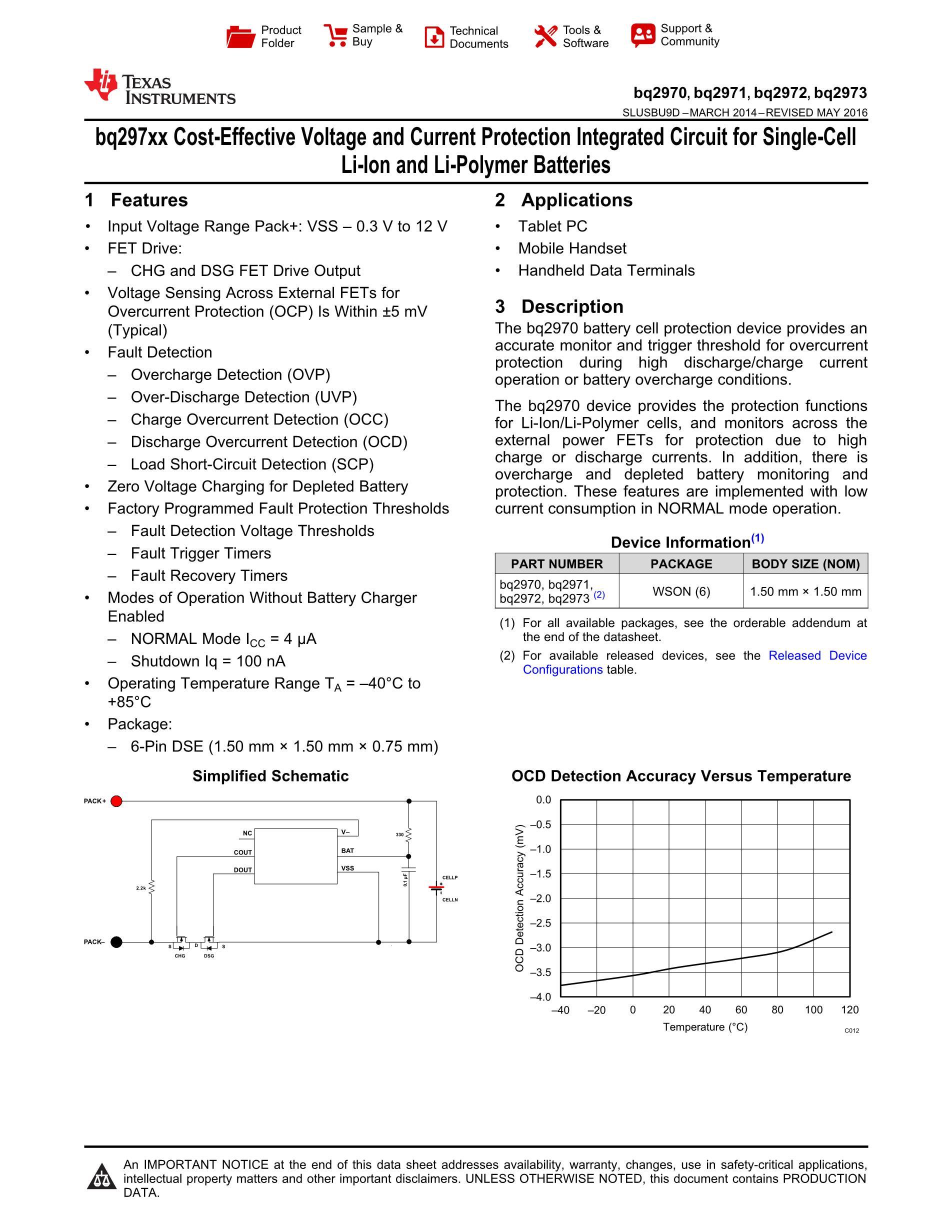 BQ29312PWG4's pdf picture 1