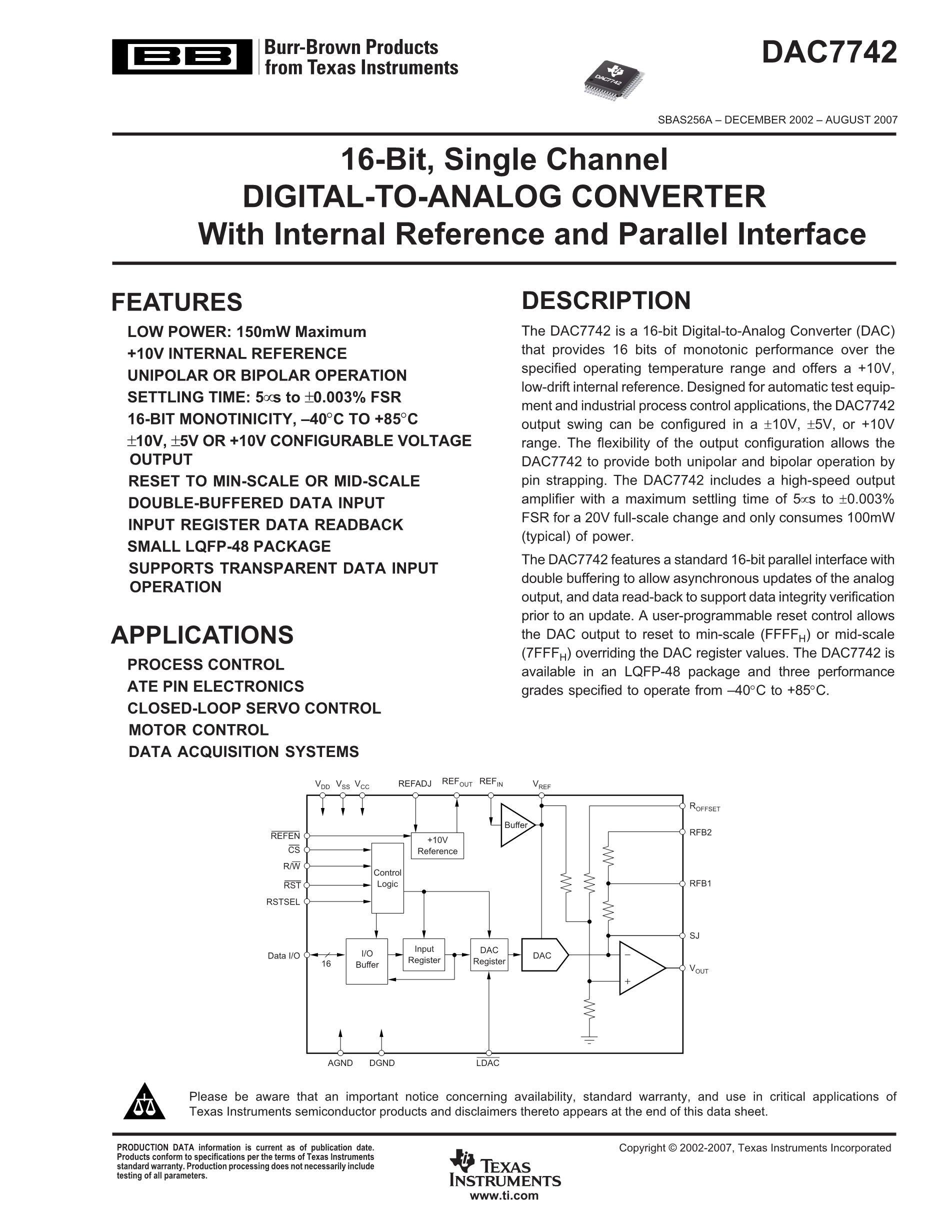 DAC7513E/2K5G4's pdf picture 1