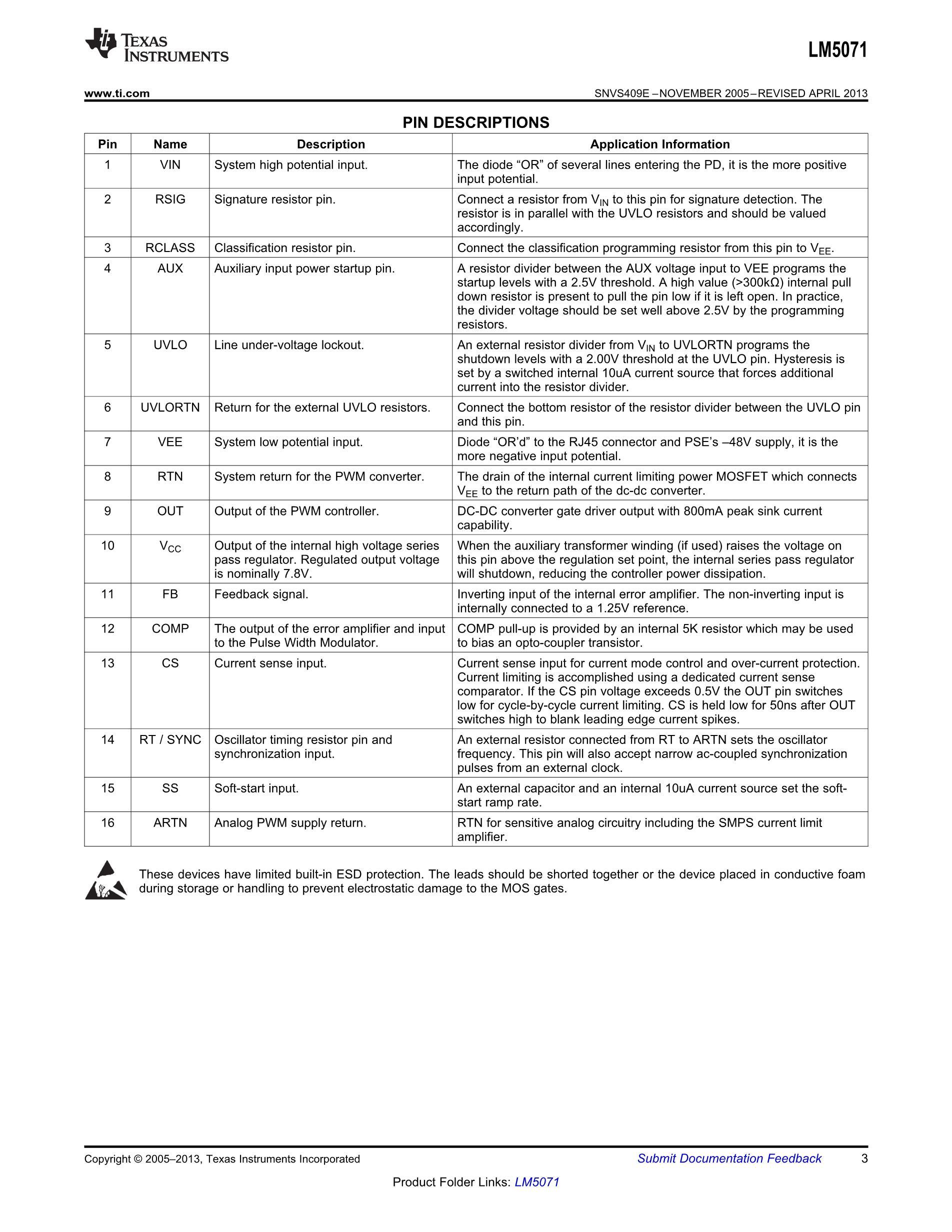 LM5071MTX-80/NOPB's pdf picture 3