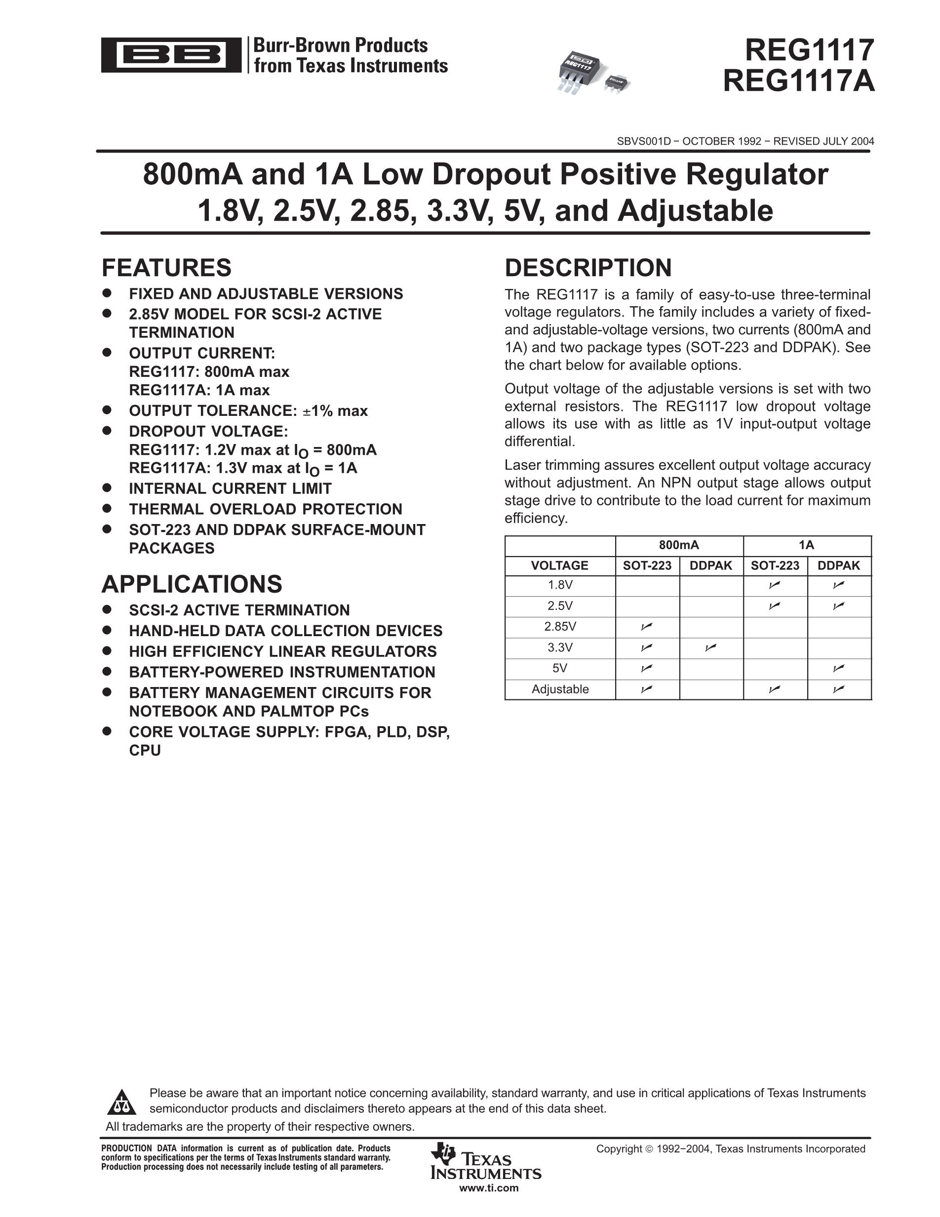 REG104FA-2.5KTTT's pdf picture 1