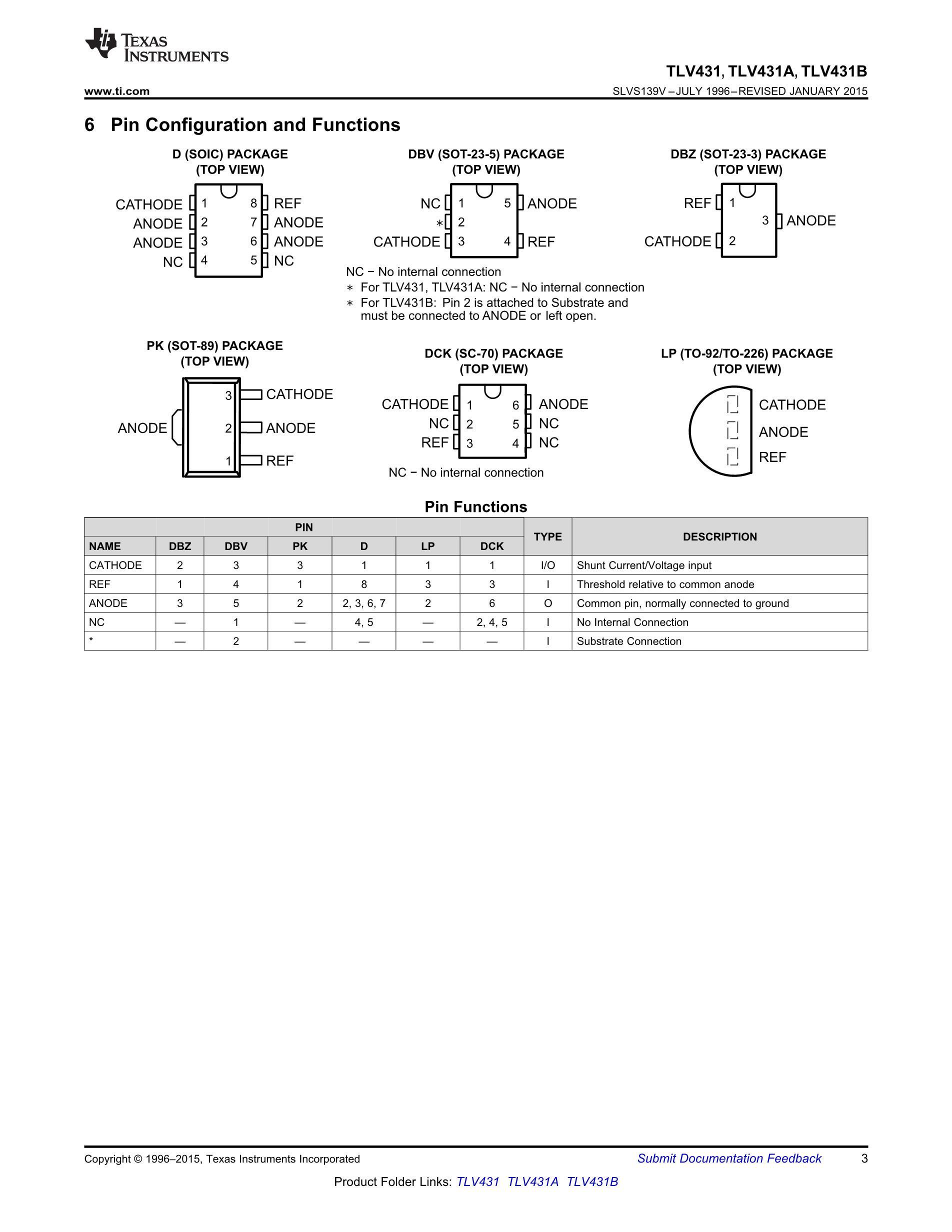 TLV431BQLP's pdf picture 3