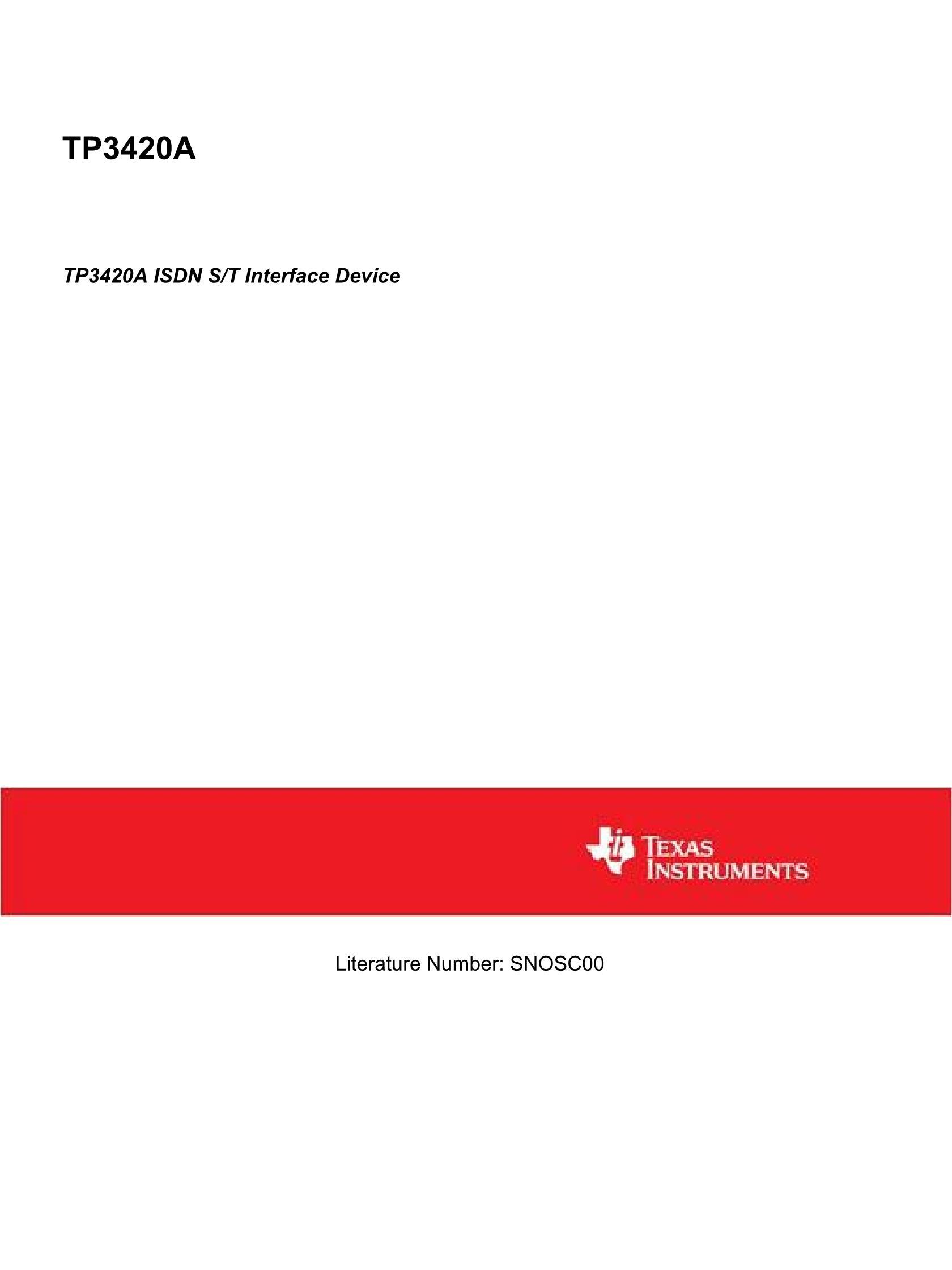 TP3406V/NOPB's pdf picture 1