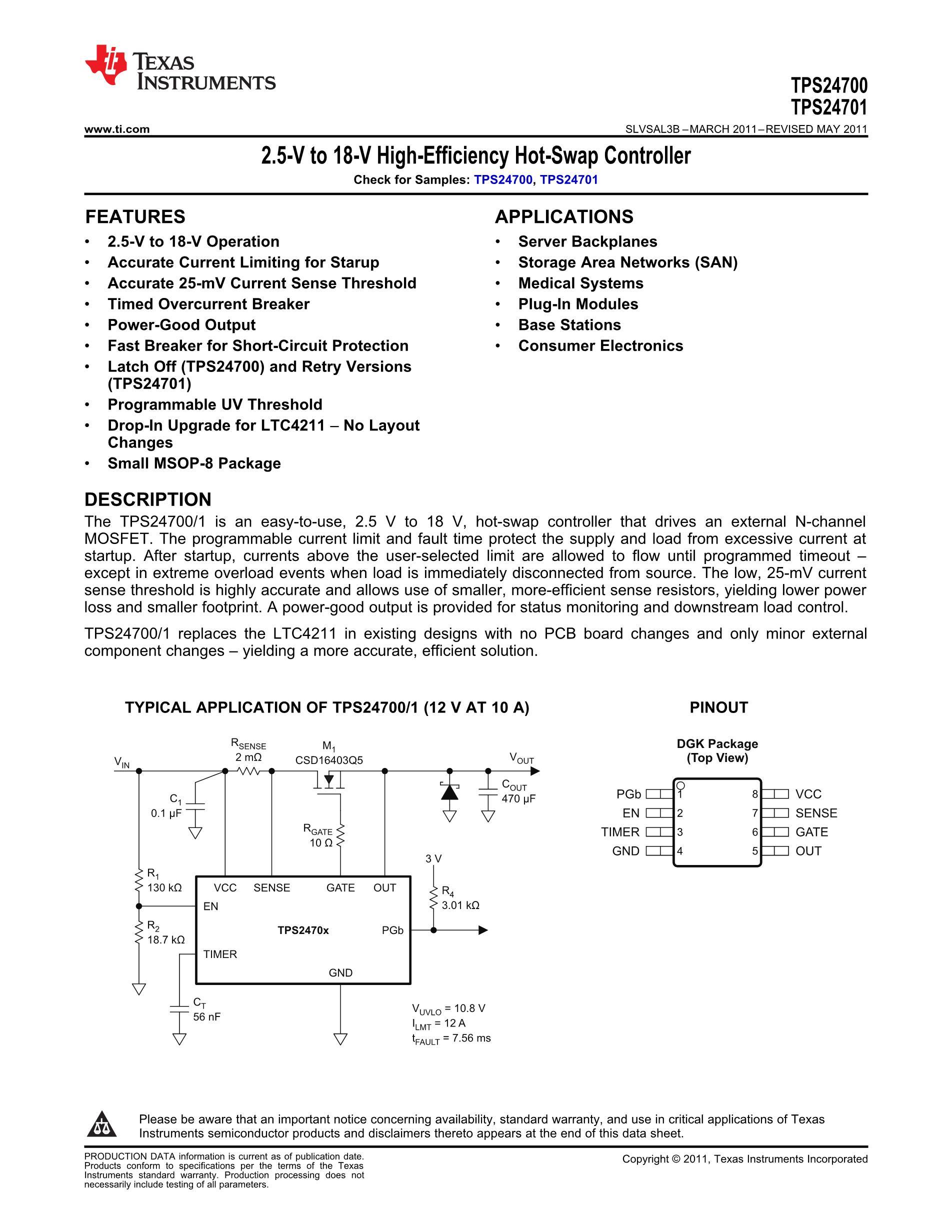TPS24701DGK's pdf picture 1