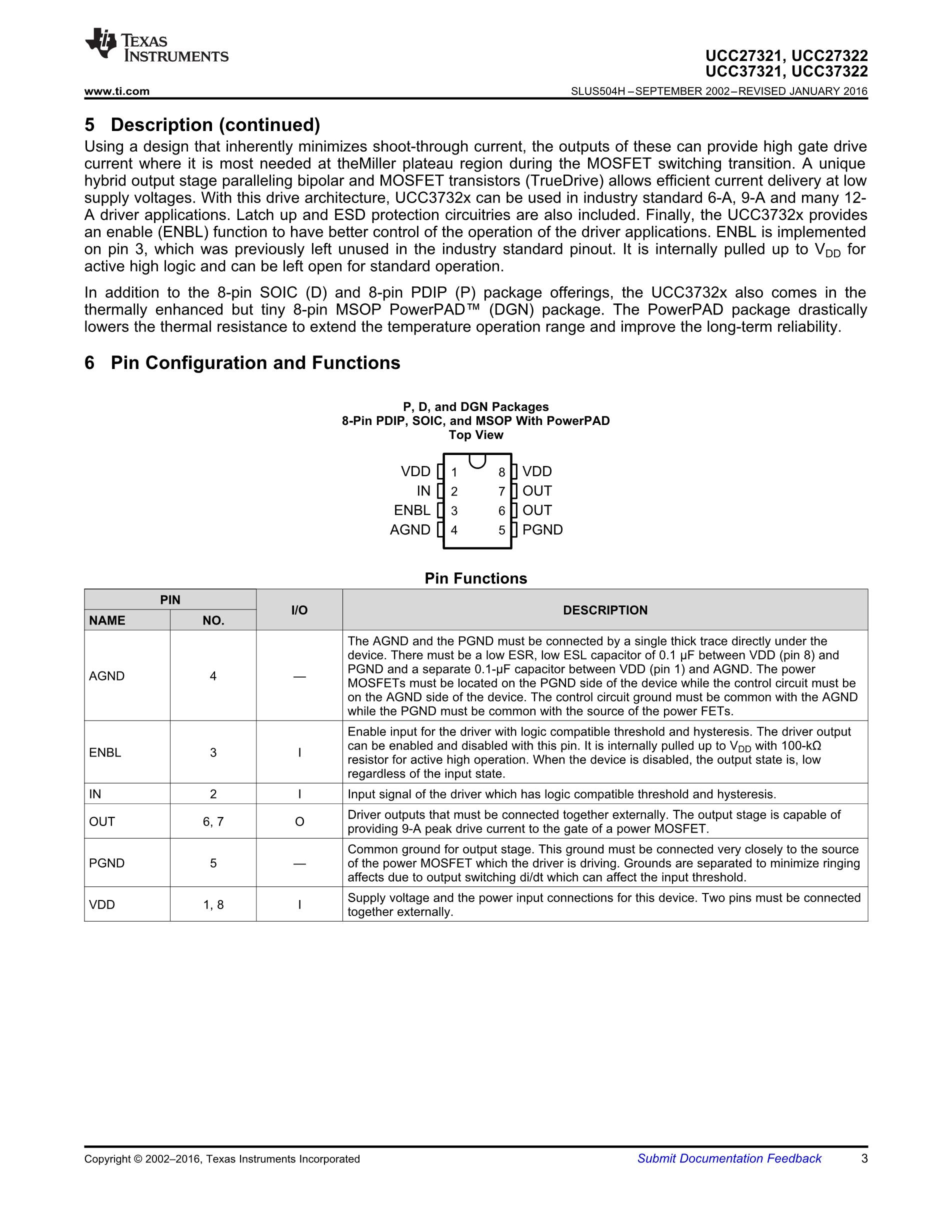UCC37321DR's pdf picture 3