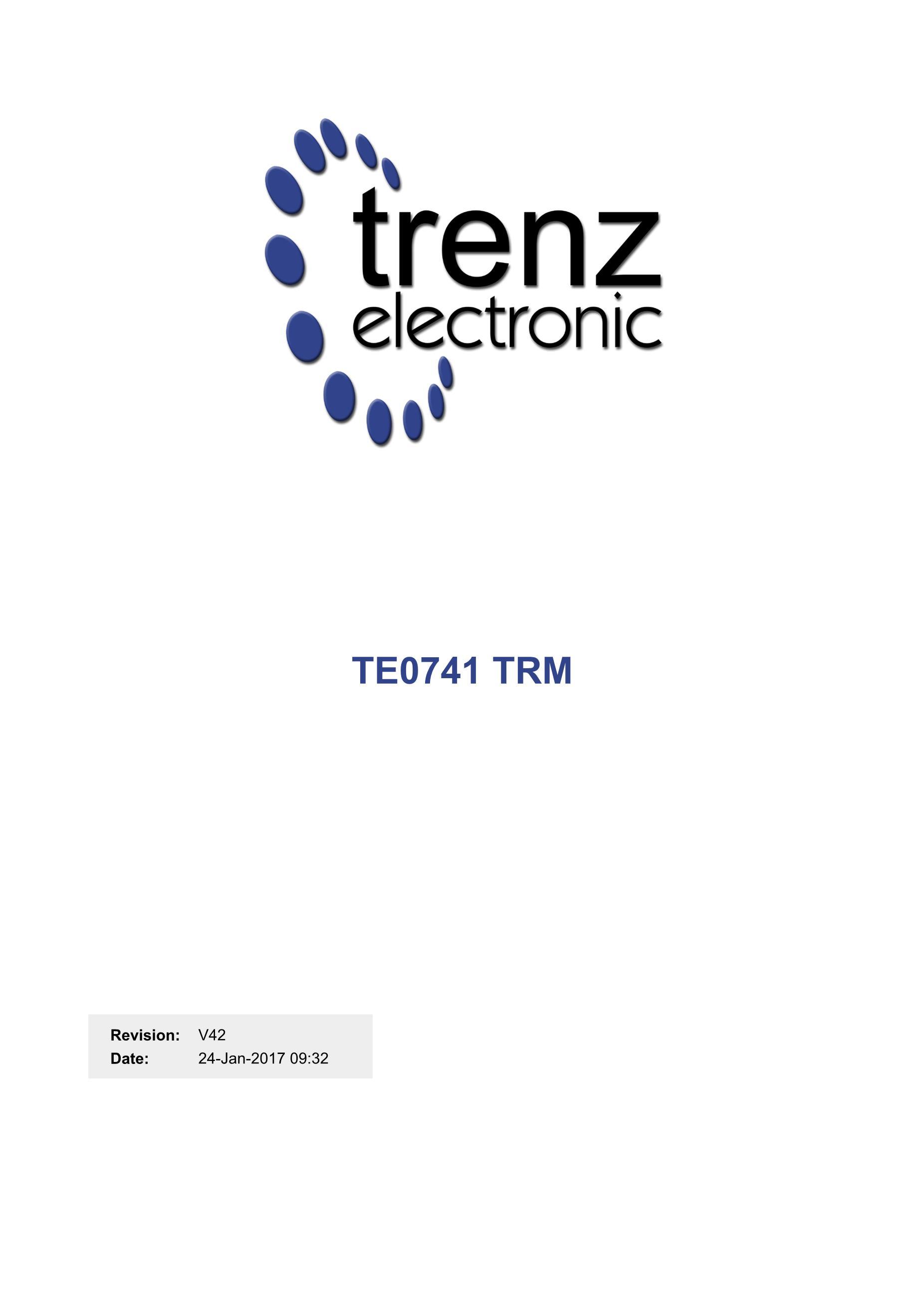 TE0745-02-35-1C's pdf picture 1