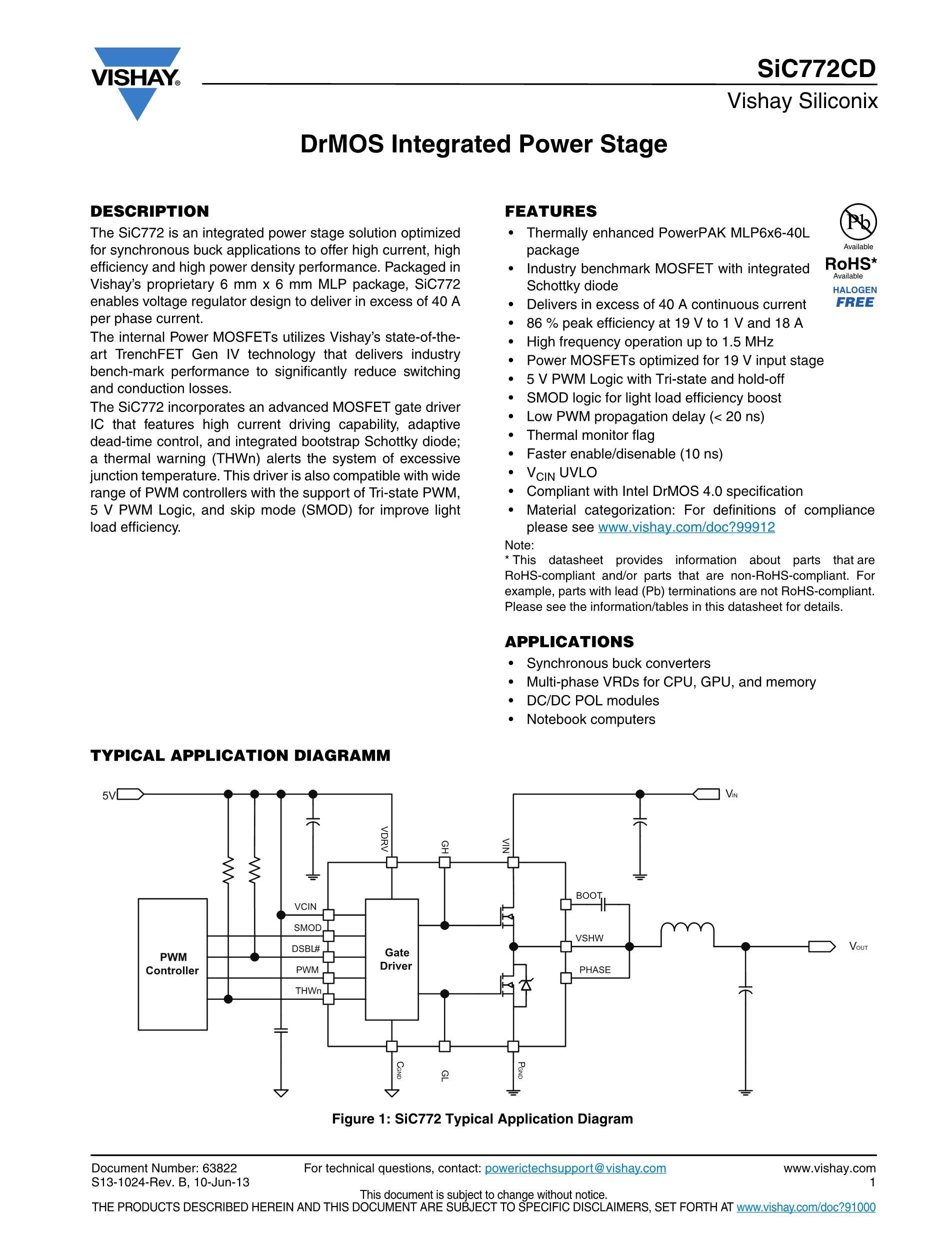 SIC778CD-T1-GE3's pdf picture 1
