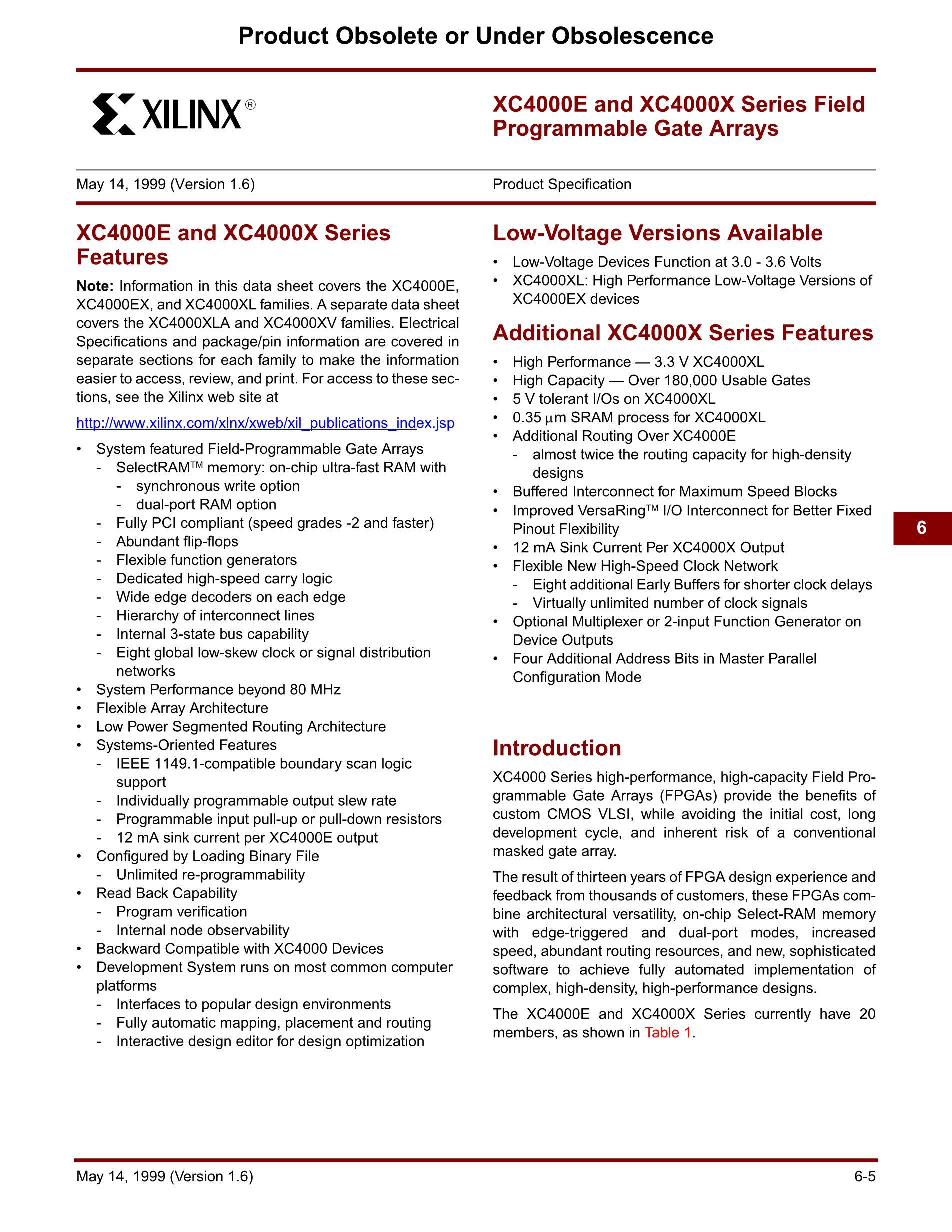 XC4025E-2HQ240C's pdf picture 1