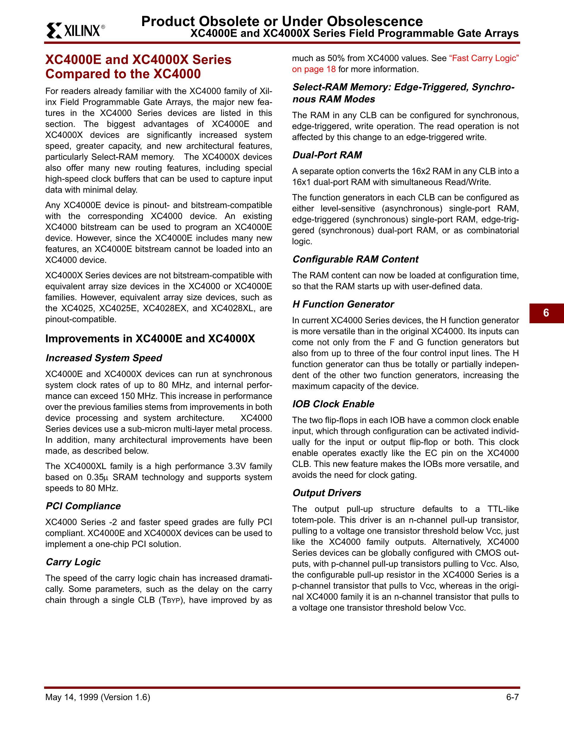 XC4013-5PQ208C's pdf picture 2
