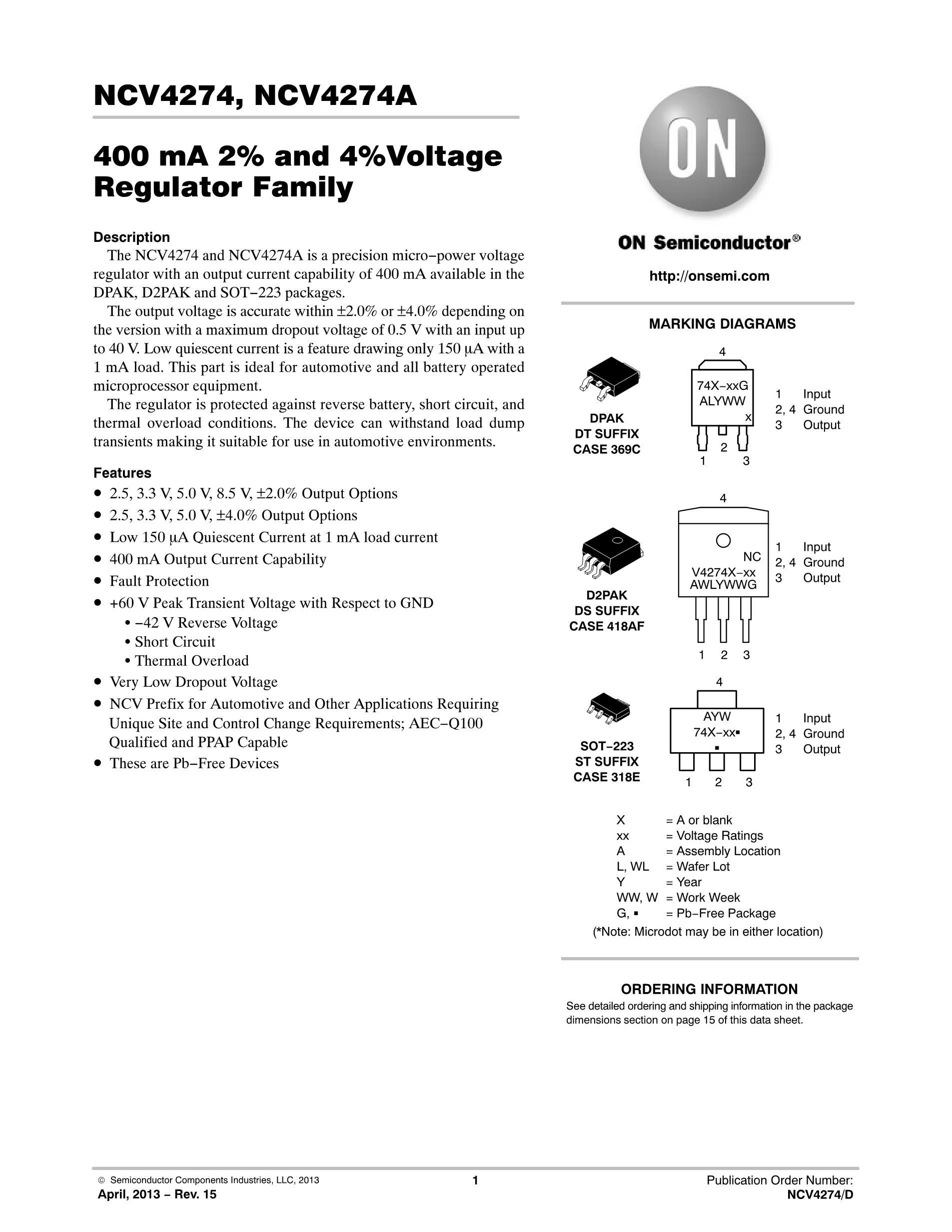 NCV47822PAAJR2G's pdf picture 1