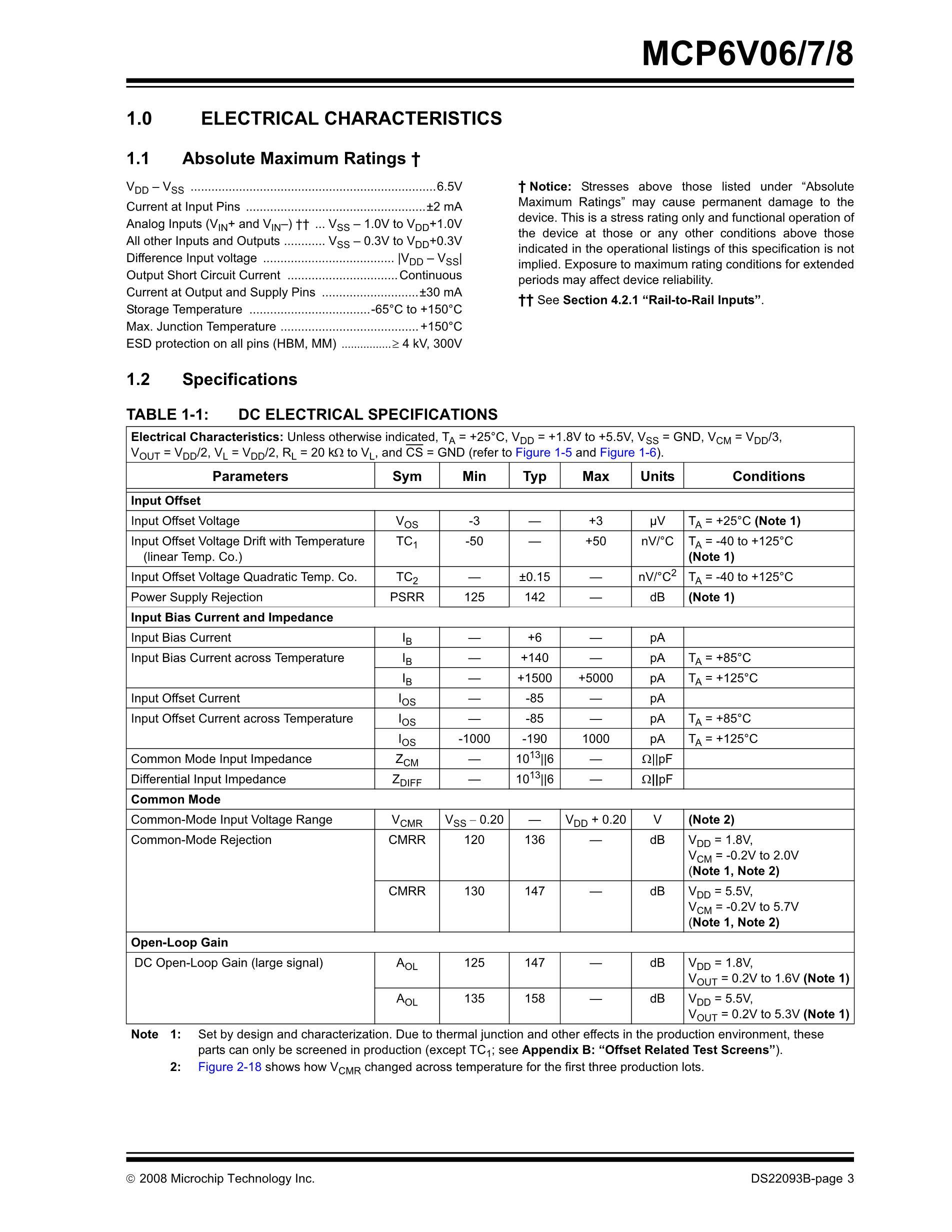 MCP6286T-E/OTVAO's pdf picture 3