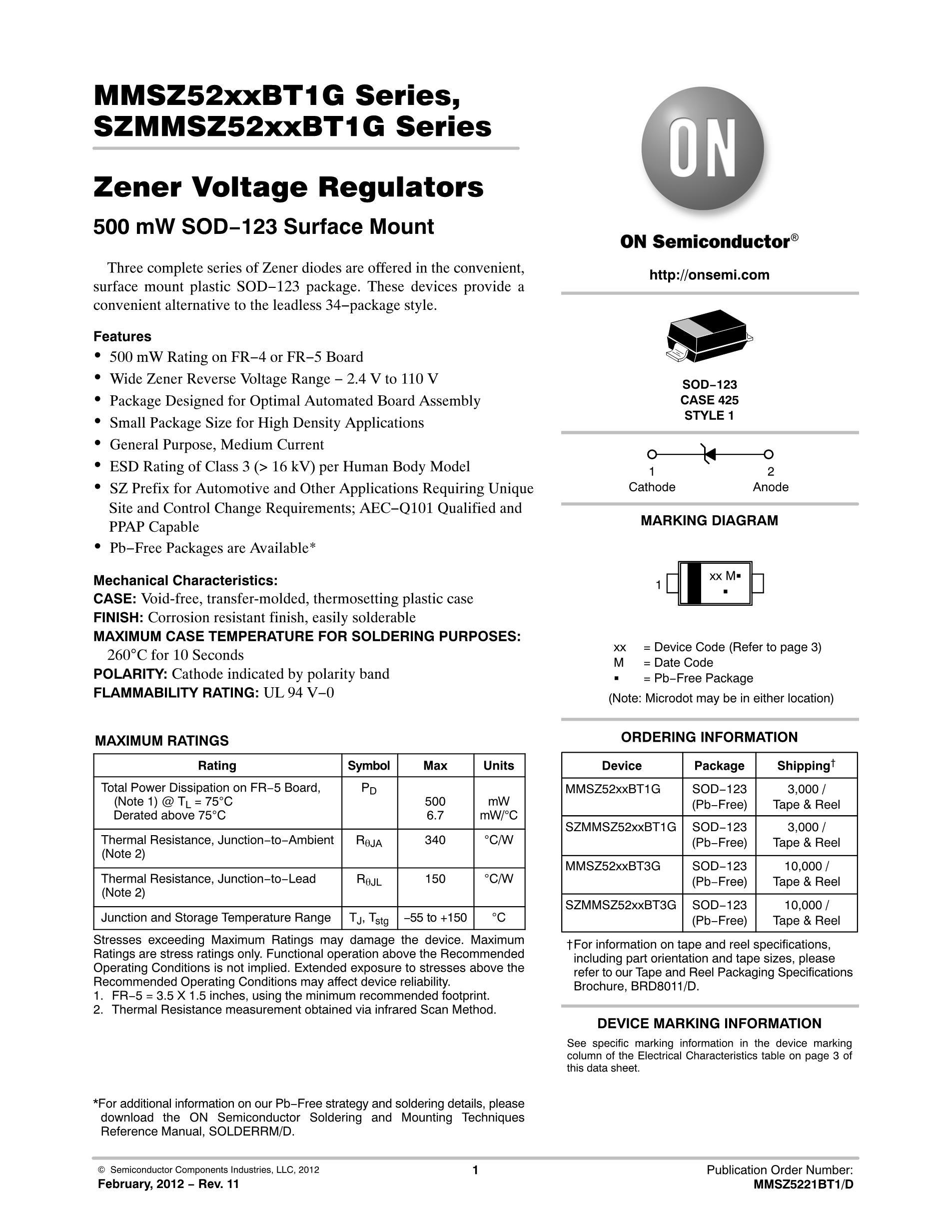 MMSZ5244B's pdf picture 1