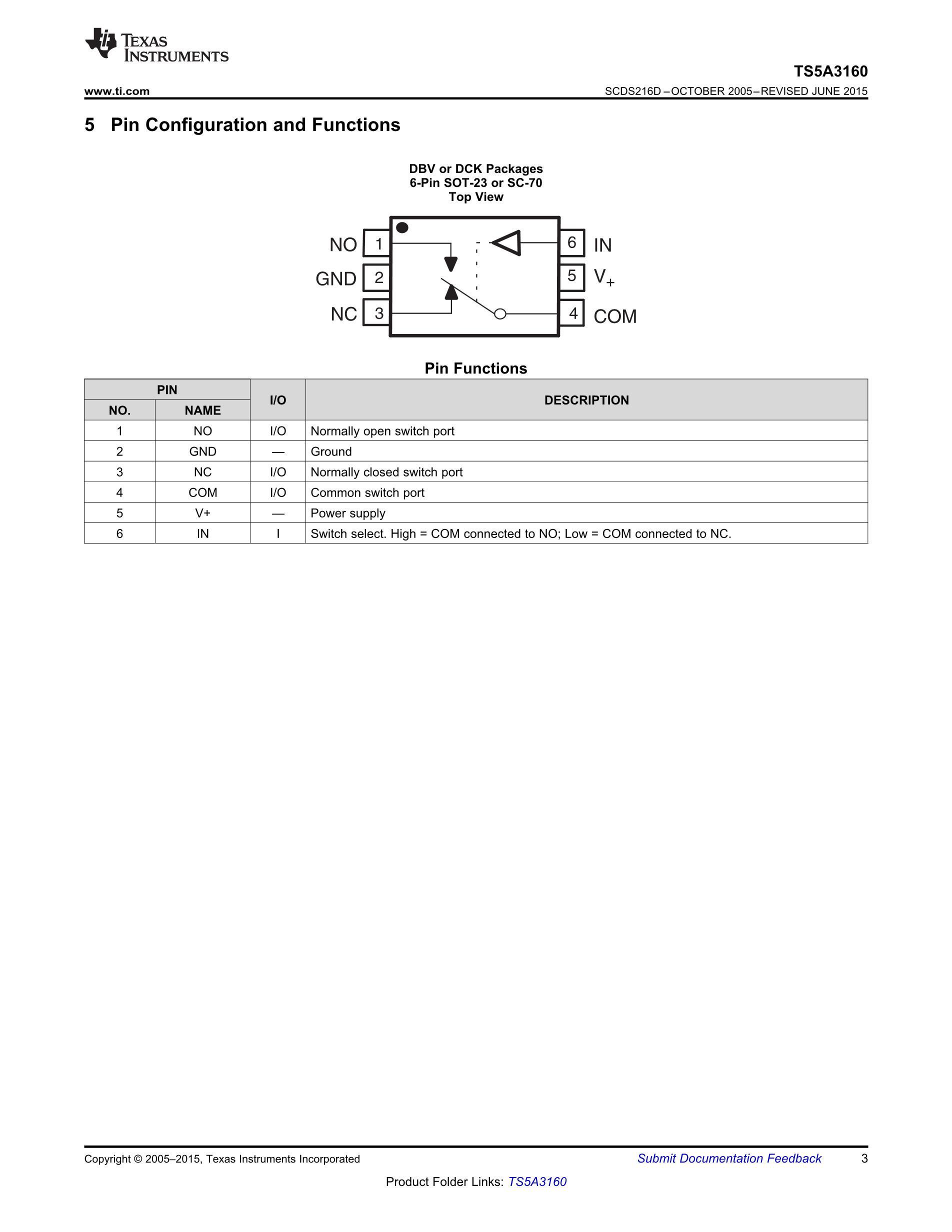 TS5A22362DRCR's pdf picture 3
