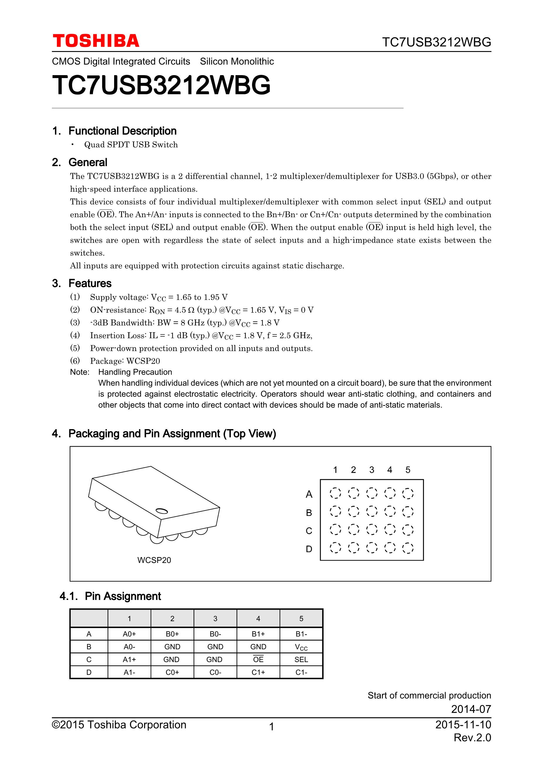 TC7USB40MU,LF's pdf picture 1