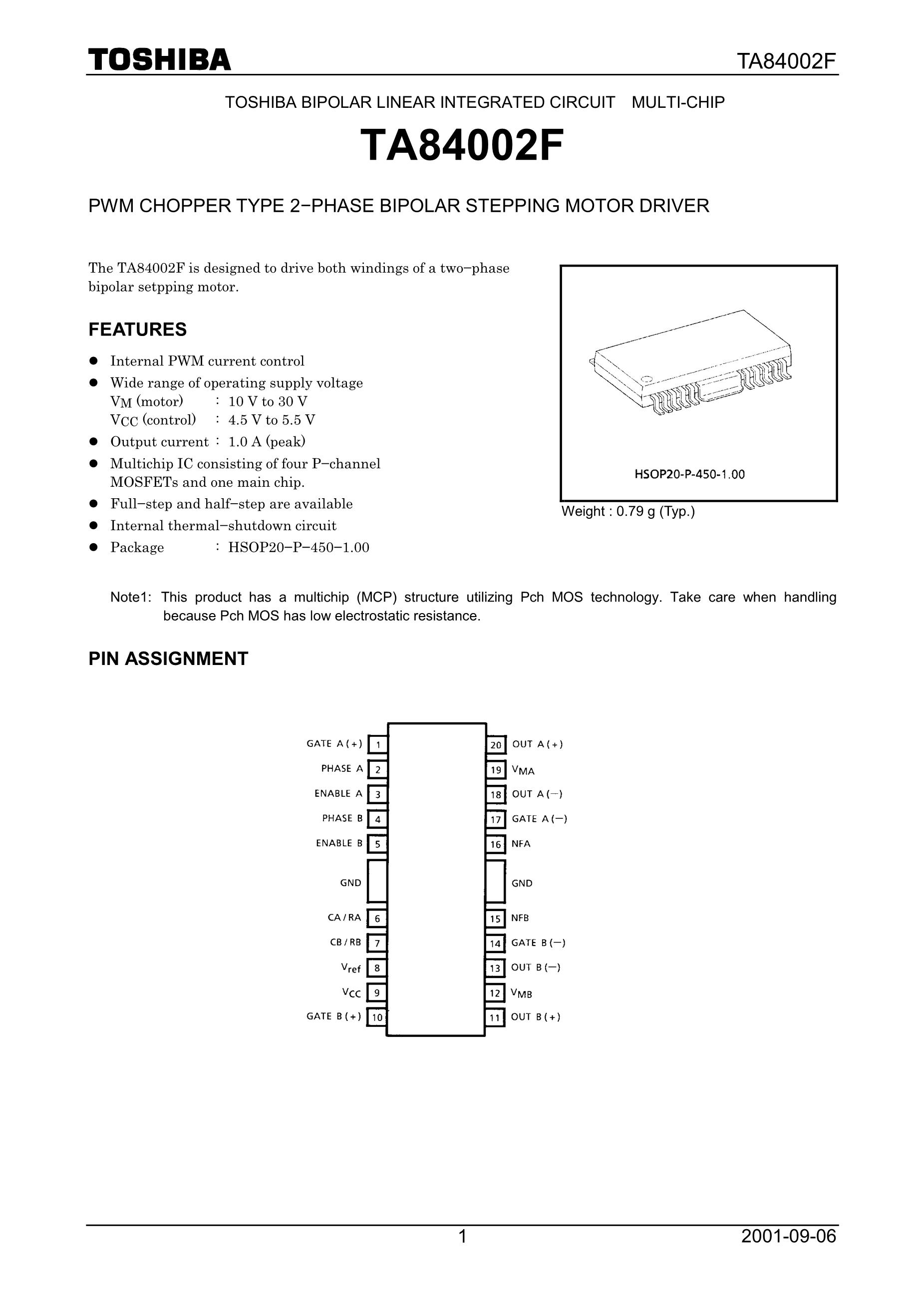 TA8408's pdf picture 1