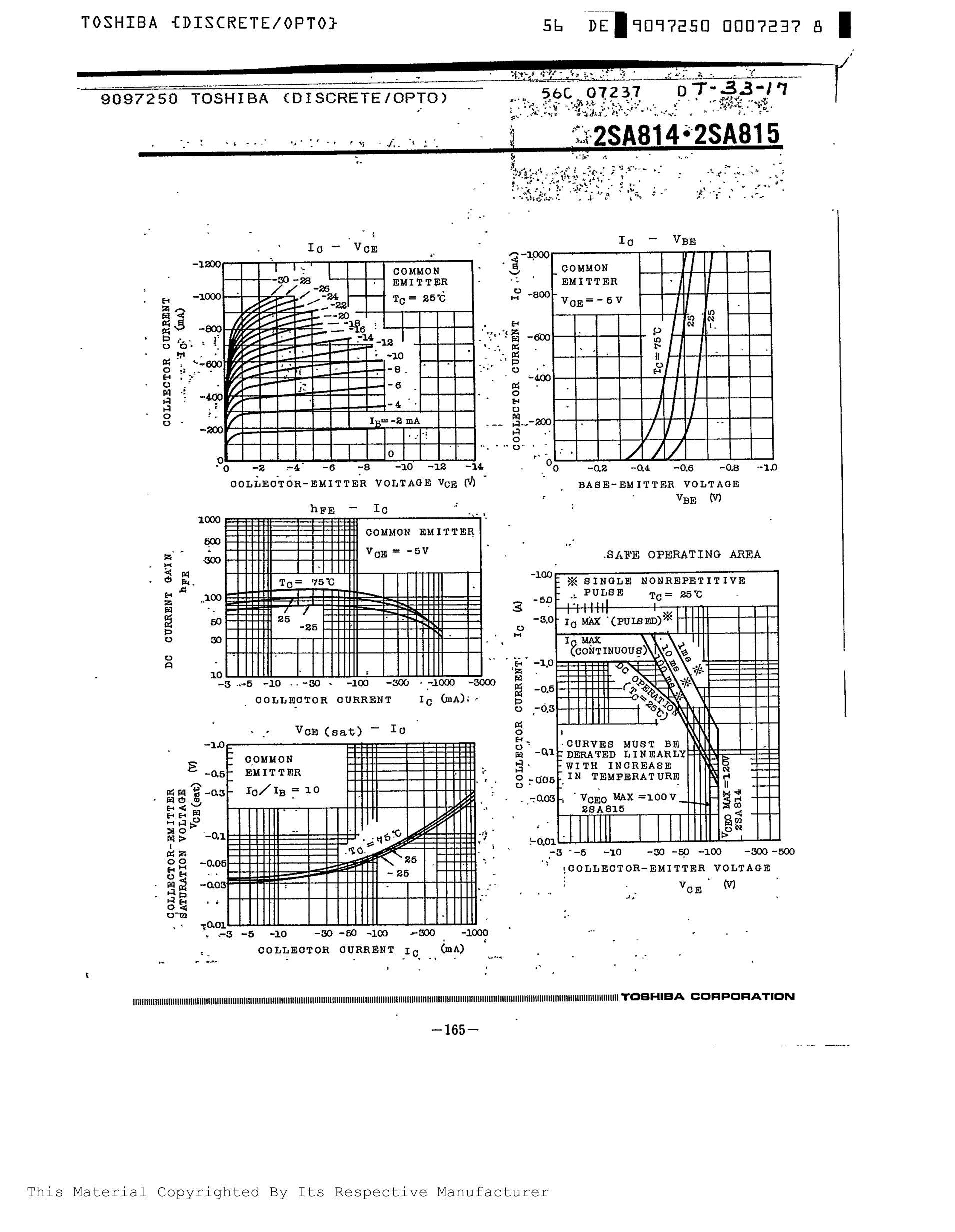 2SA811/C17's pdf picture 2
