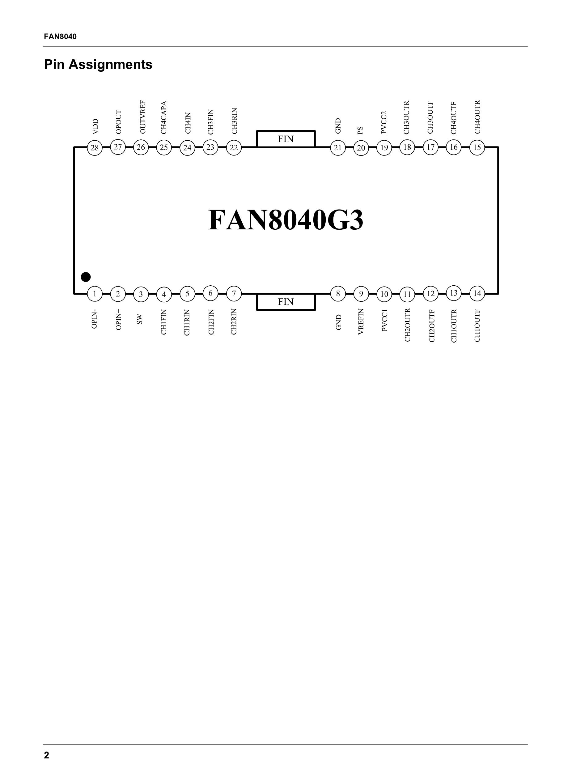 FAN8422D's pdf picture 2