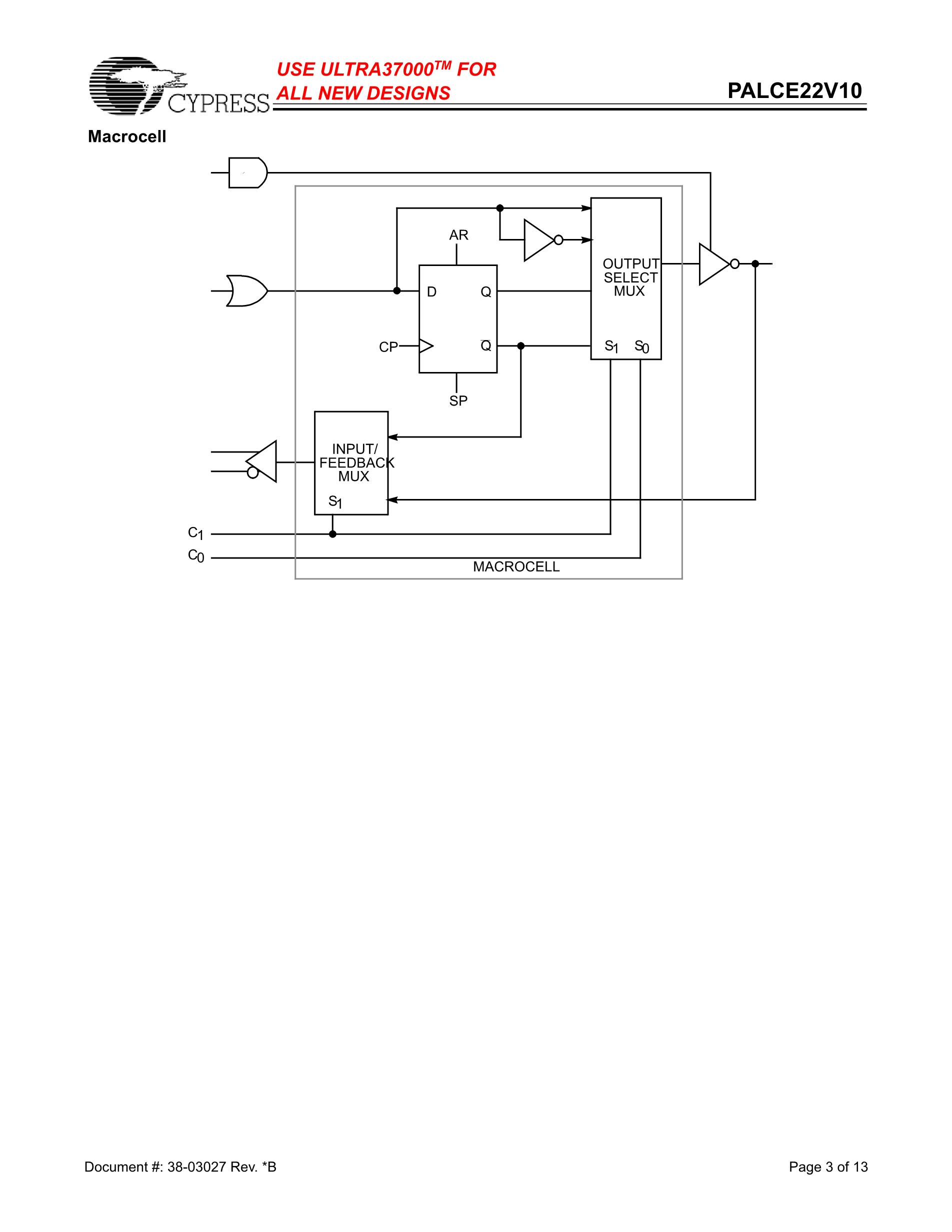 PALCE16V8H-15's pdf picture 3