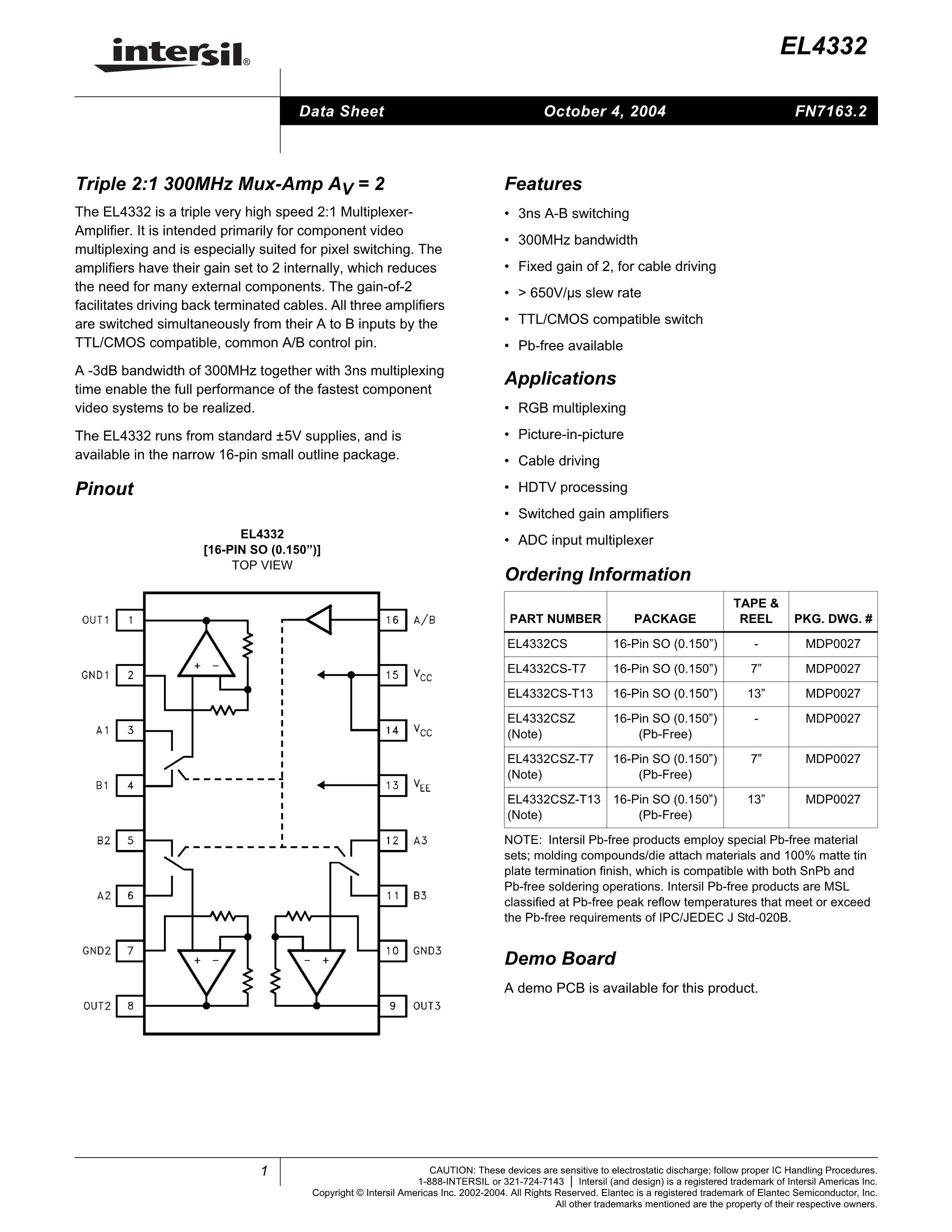 EL4342ILZA's pdf picture 1