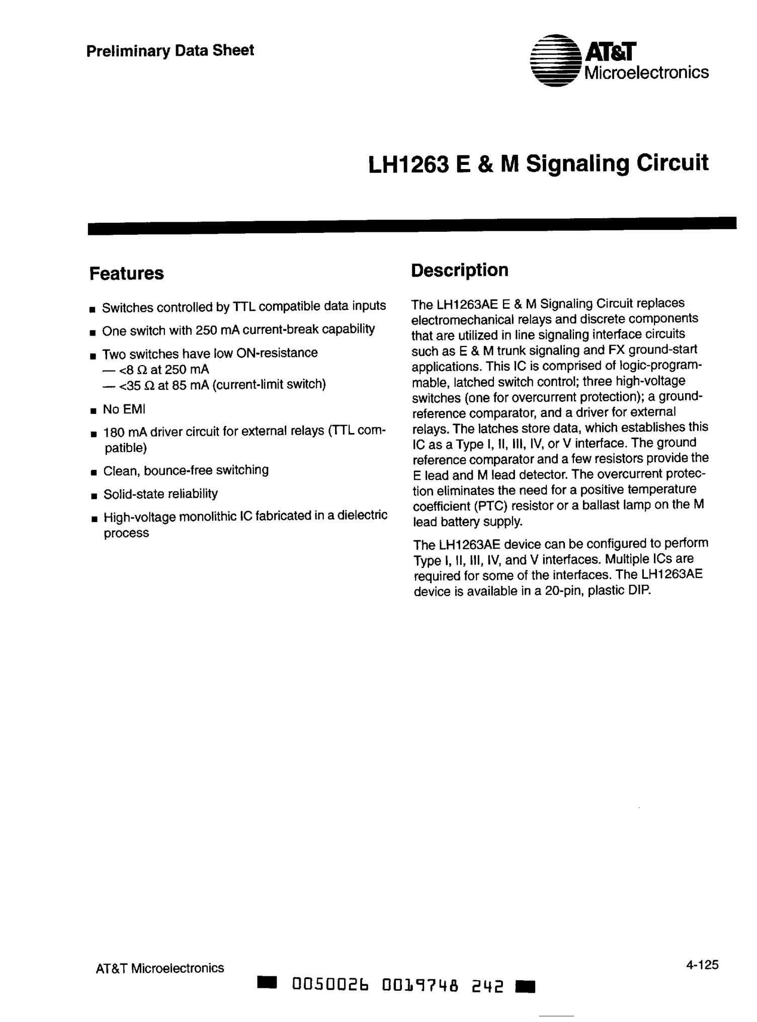 10112634-101LF's pdf picture 1