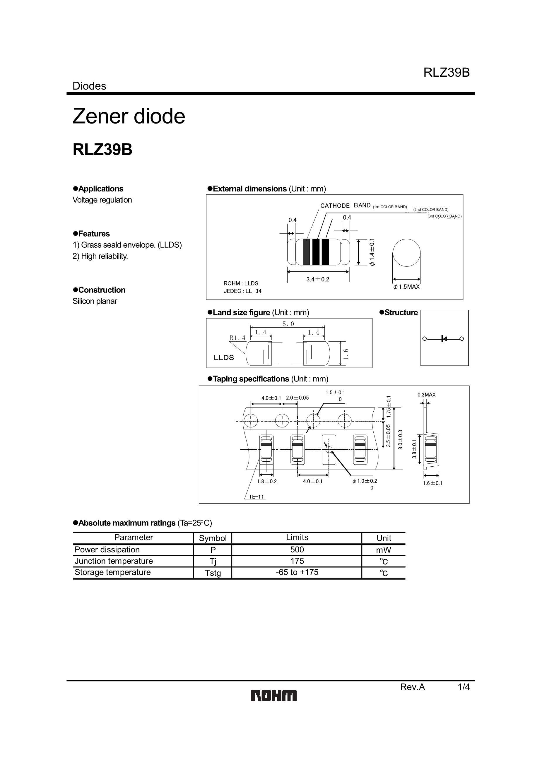 RLZ15B/15V's pdf picture 1