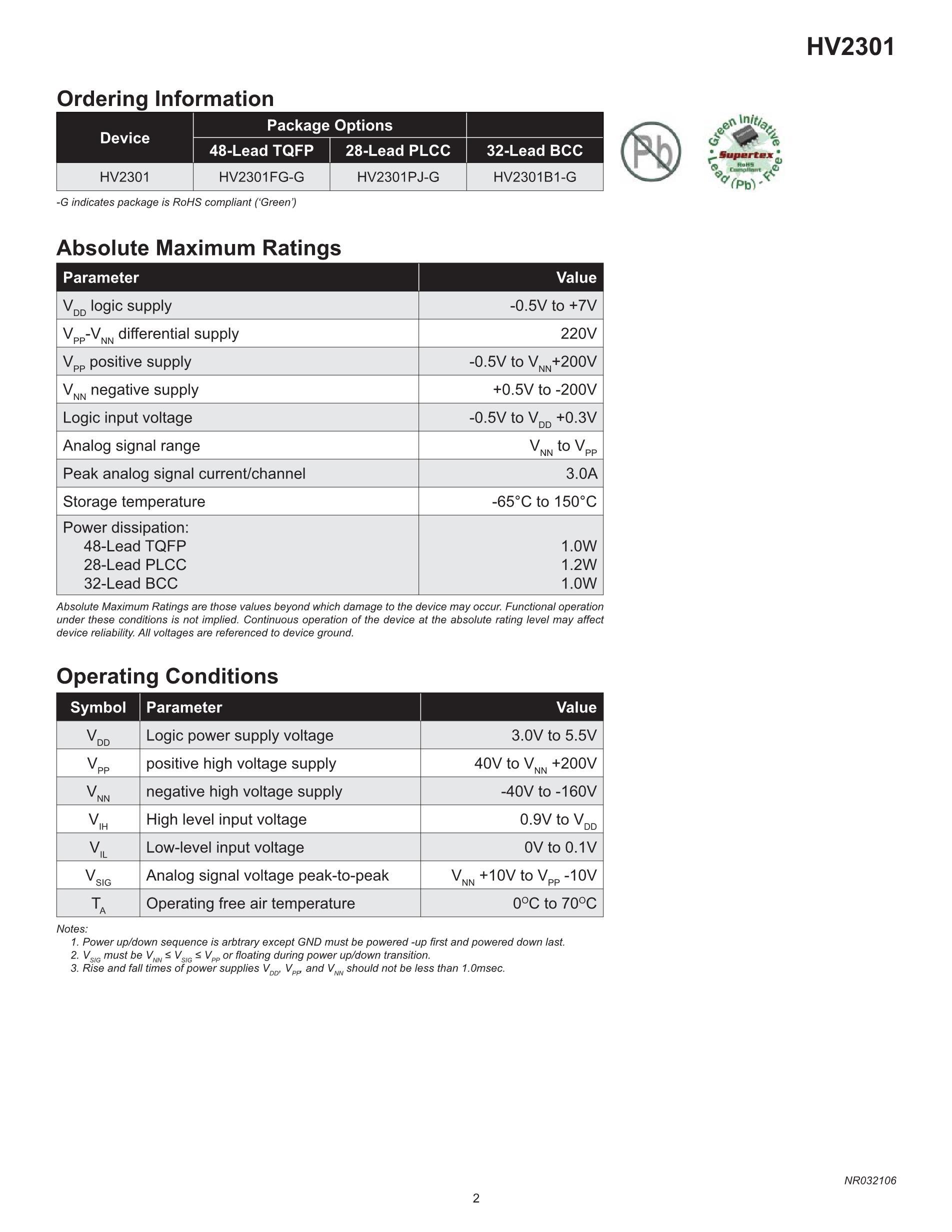 HV2301FG-G's pdf picture 2