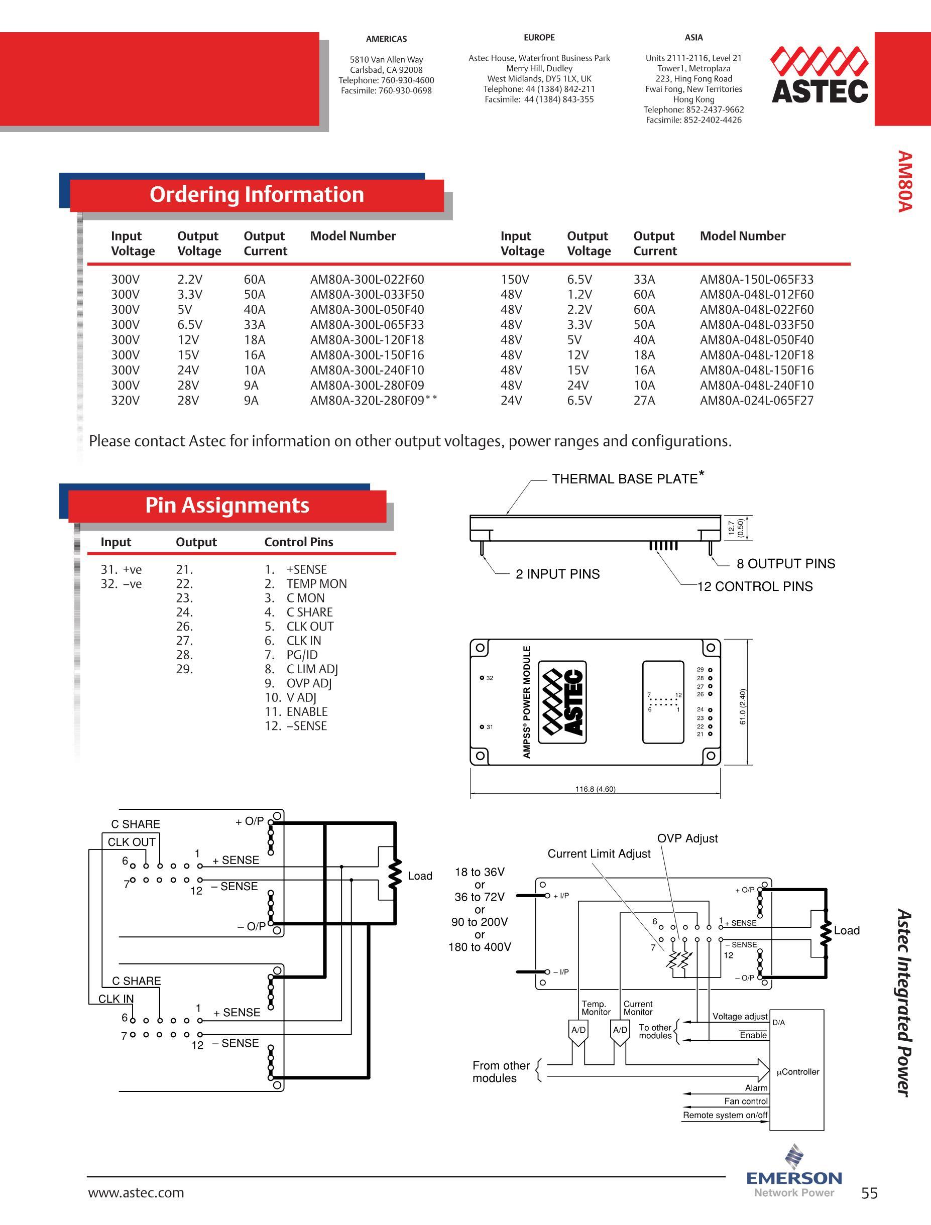 AM80A-300L-240F10's pdf picture 2