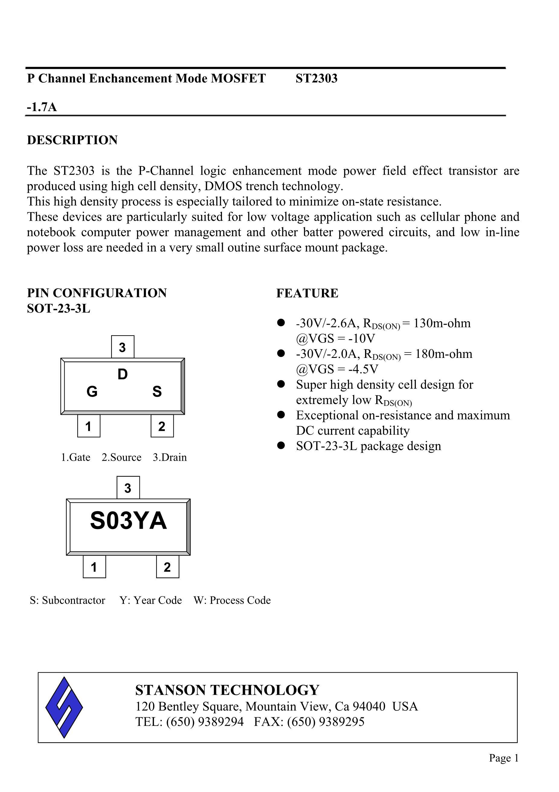 ST230S16's pdf picture 1